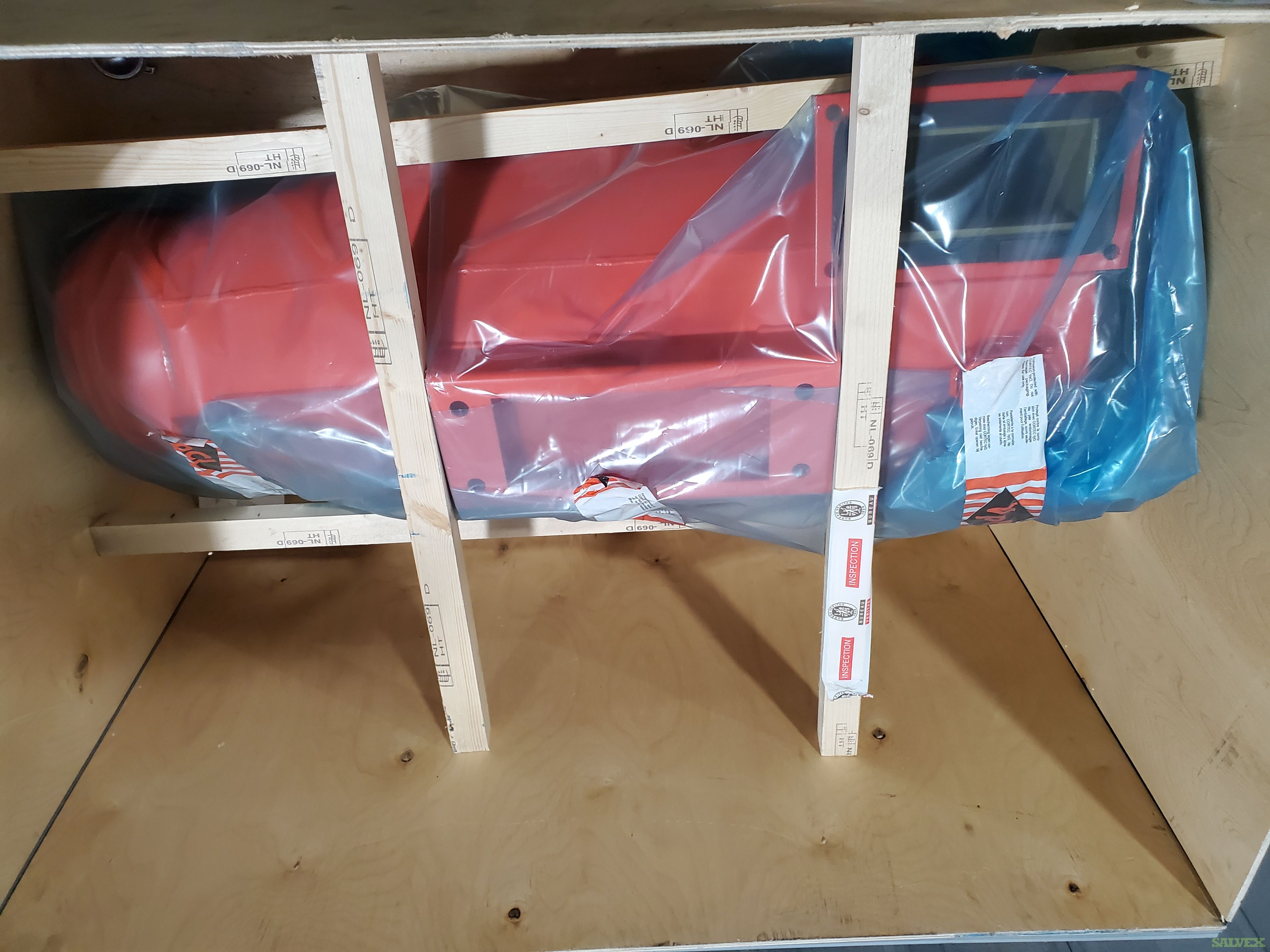 Sandvik Cyclones and Assorted Mining Machinery (10 Pieces)