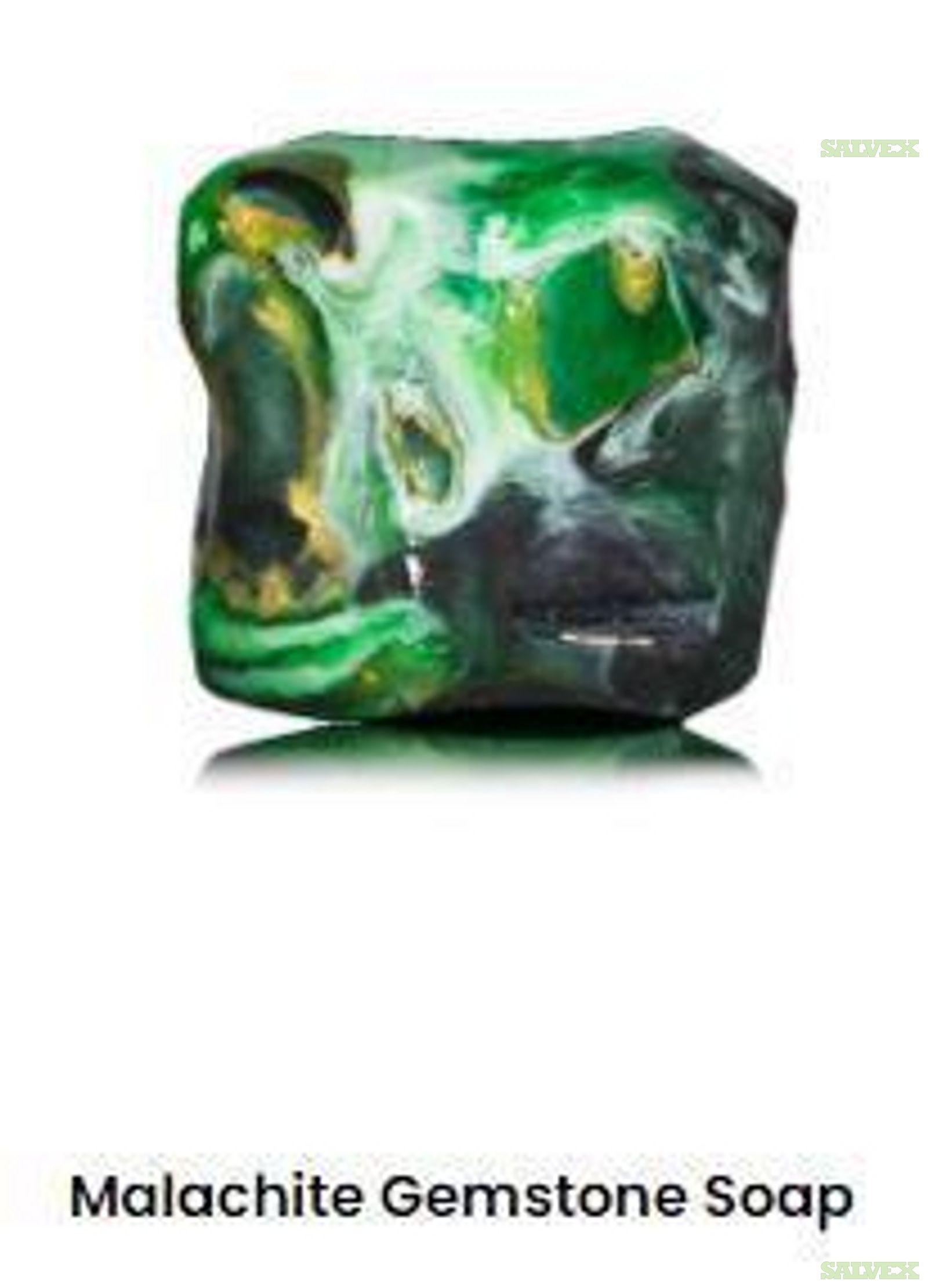 High Quality Gemstone Soaps (3,100 Units)
