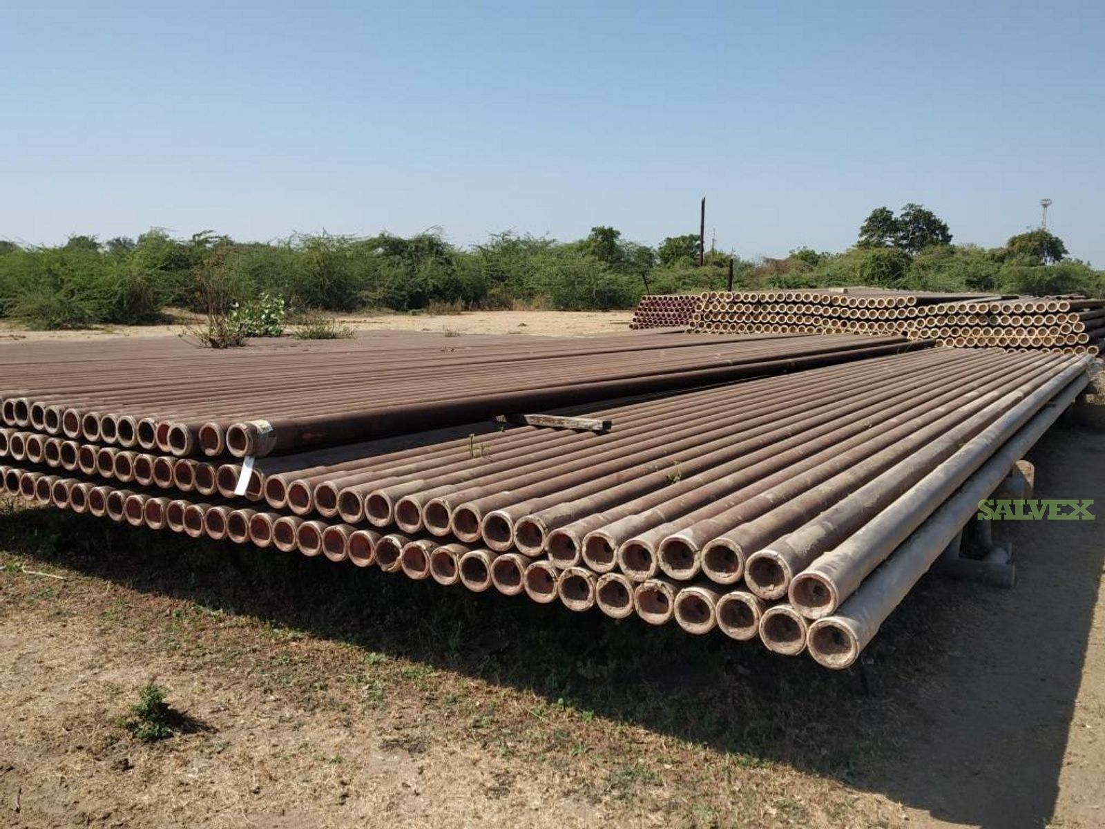 2 3/8 to 13 3/8 Pipe - Combined Lot (42,538 FT / 541 MT )