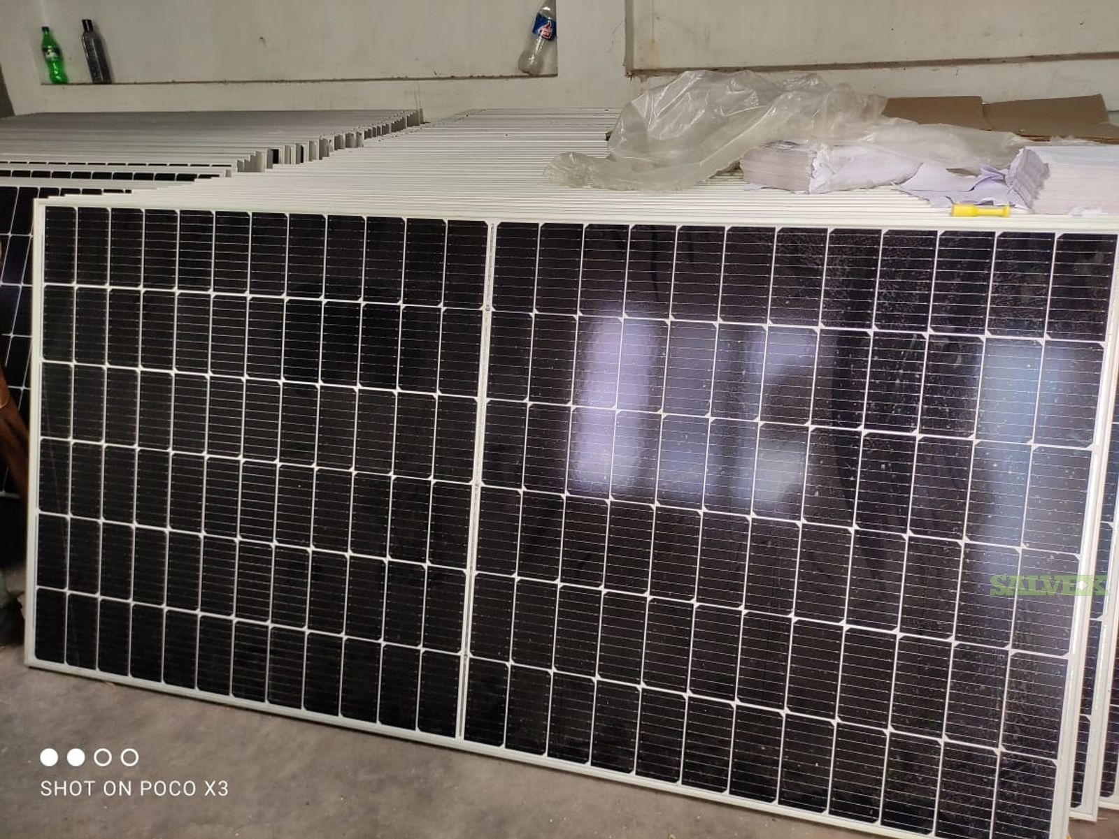 Trina 445W Solar Modules (140 Modules)