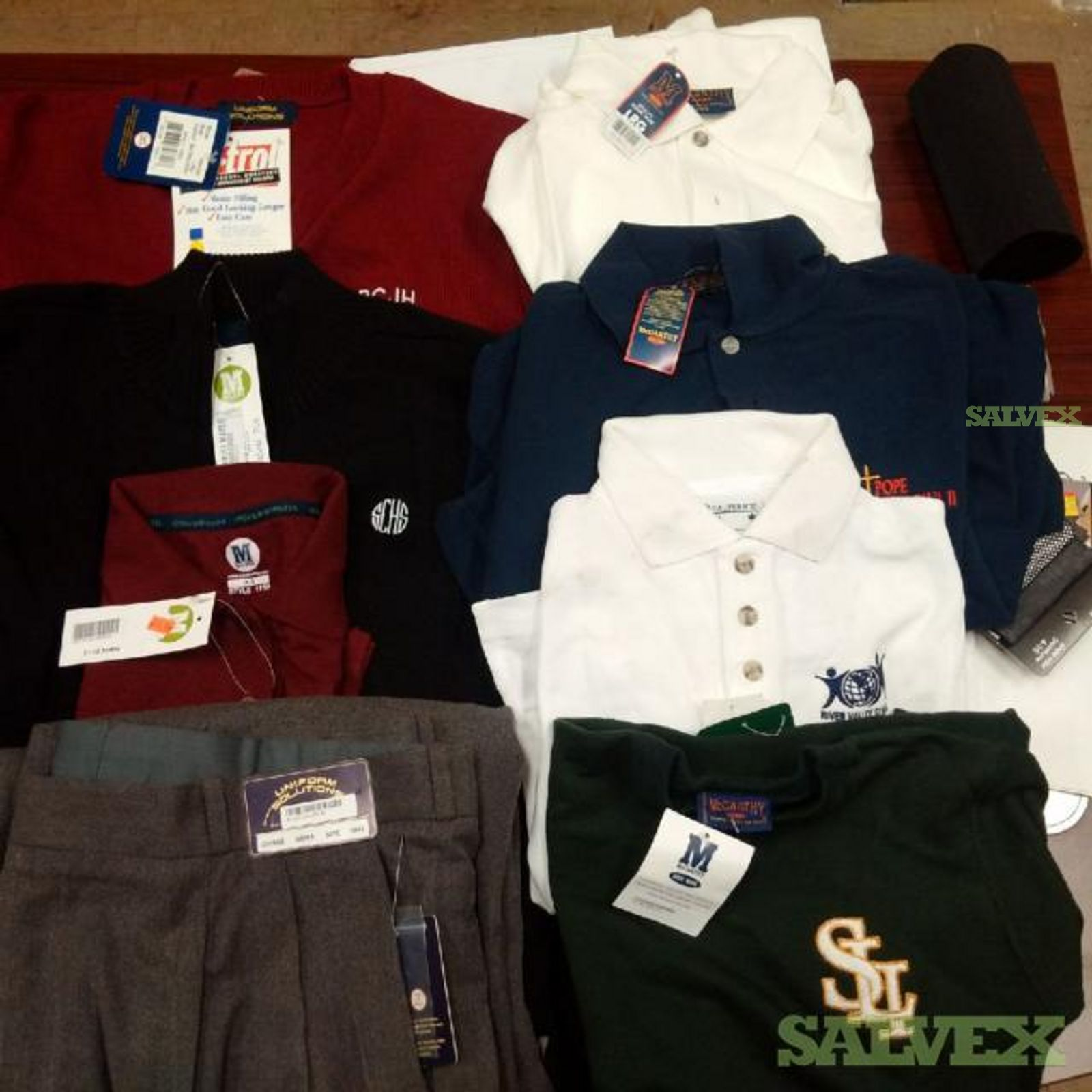 High Quality Clothing - Canadian Made, (21 Skids)