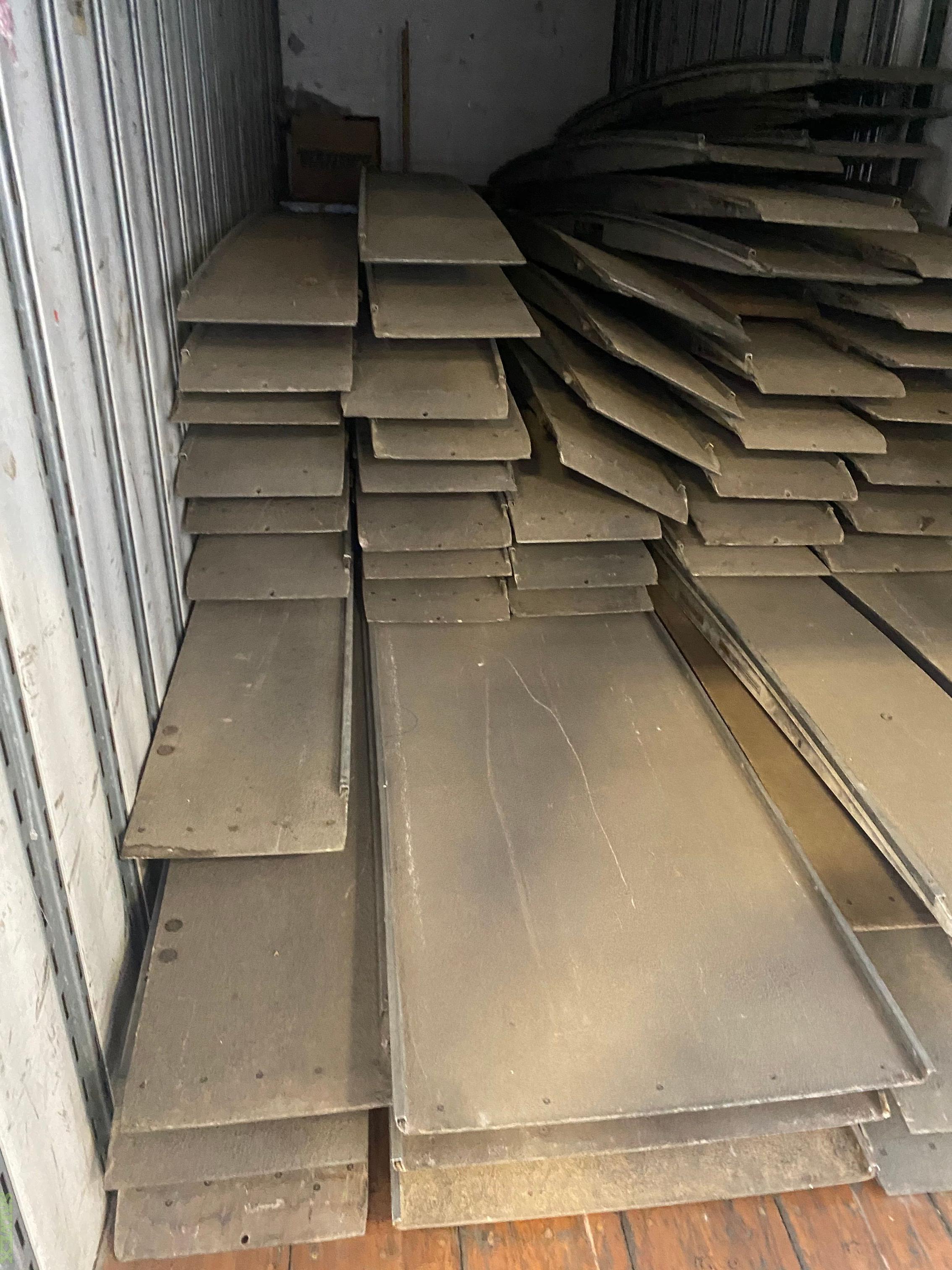 Fiberglass and Aluminum Trailer Ramps (20 Units)