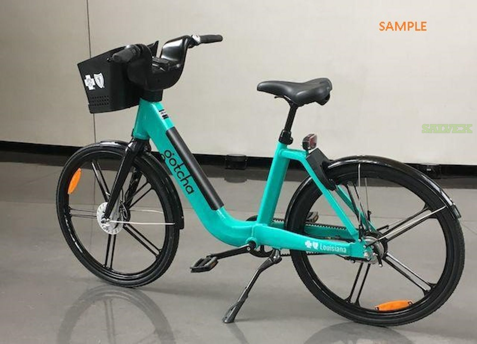 Electric Bicycles - No Batteries (144 Units) - In Alabama