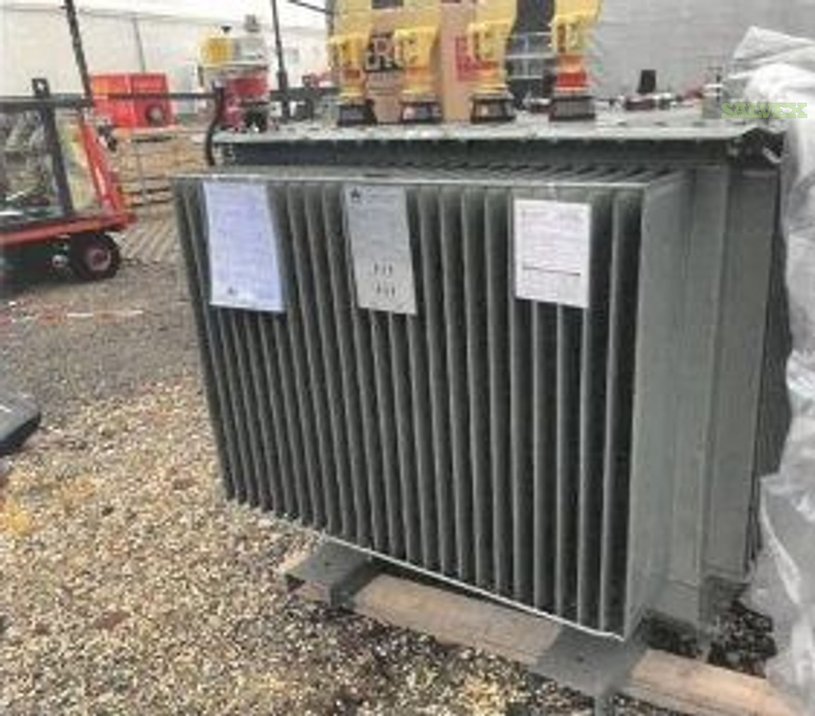 Astor 800KVA & 630 KVA Transformer Damaged (2 Units)