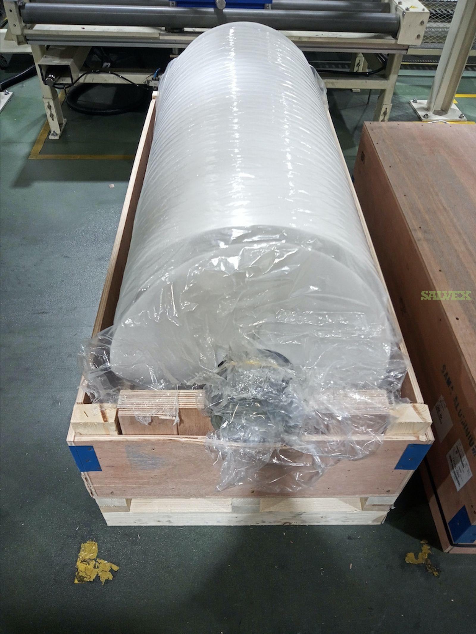 Aluminium Rolls (3 Rolls / 2466 kg)