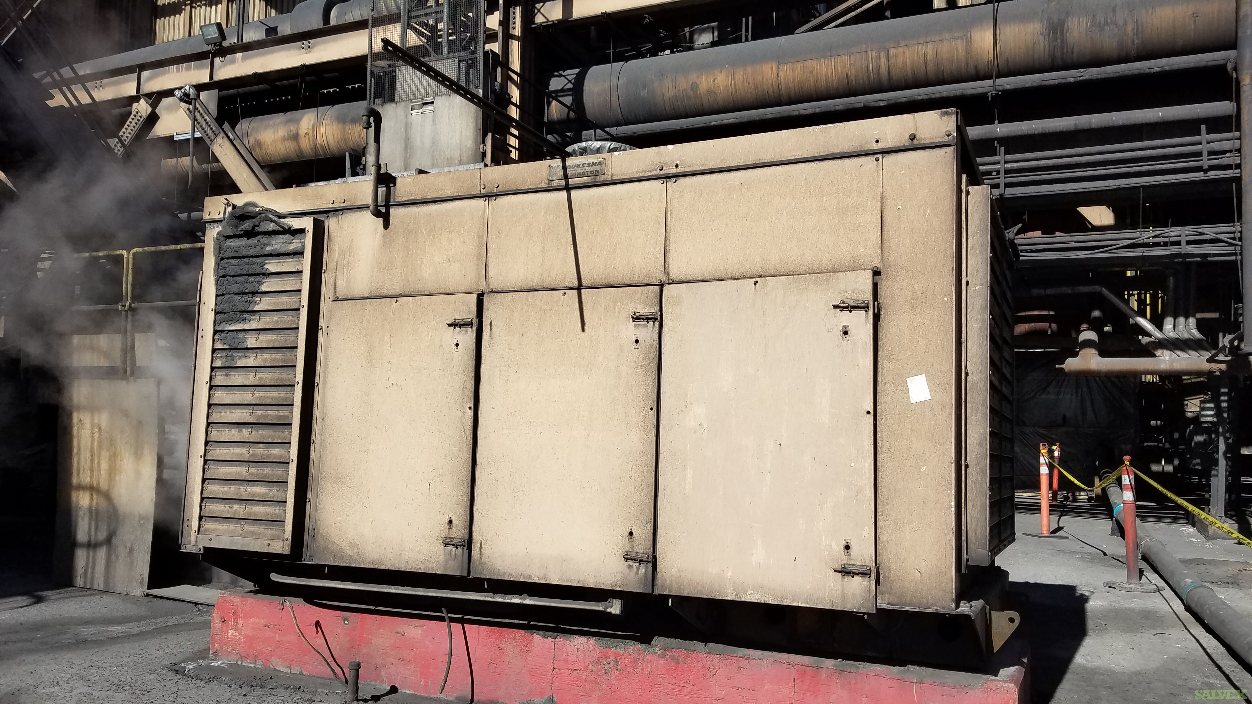 Waukesha, Diesel Generator