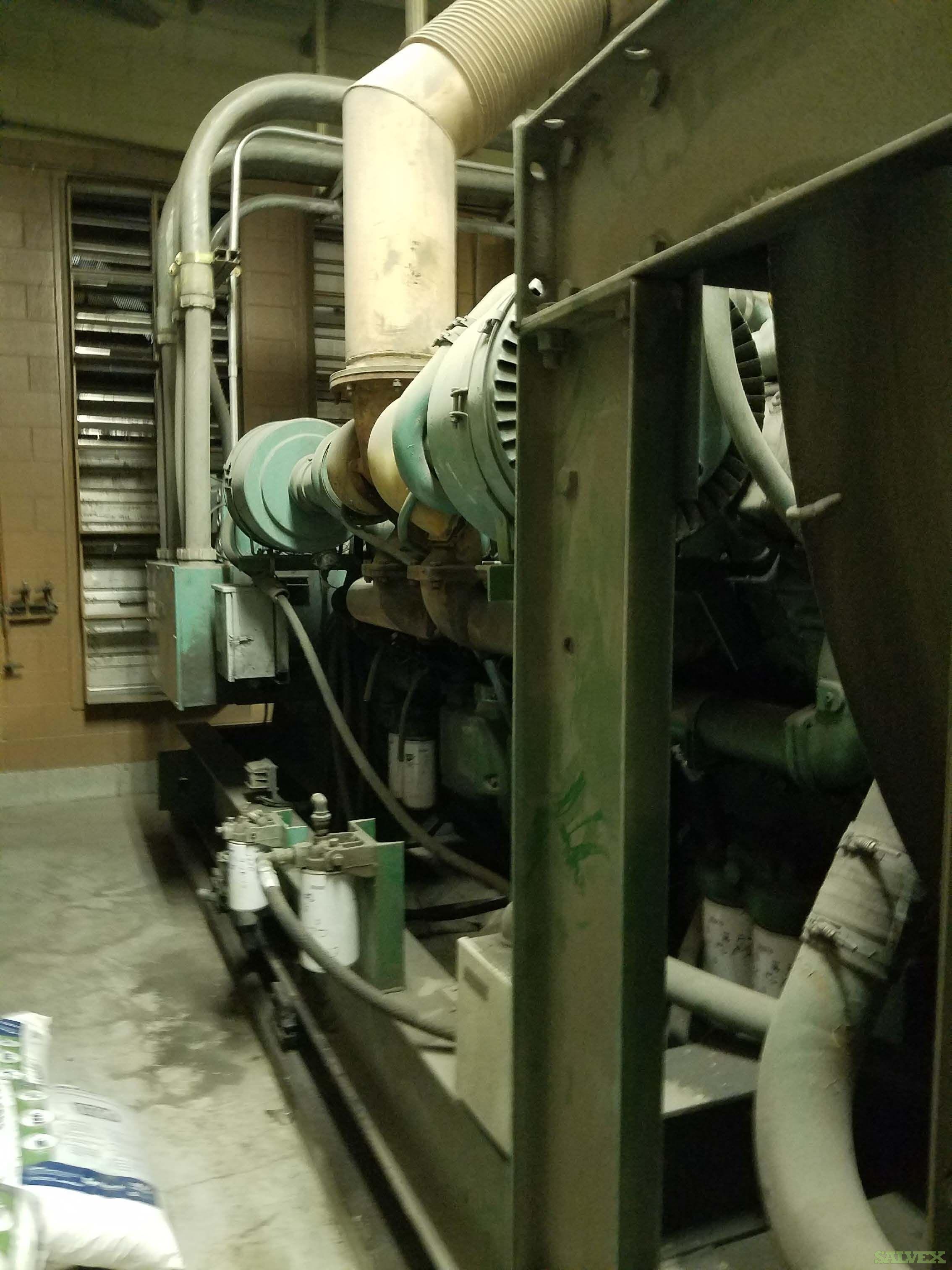 Western, Engine Diesel Electric Generator