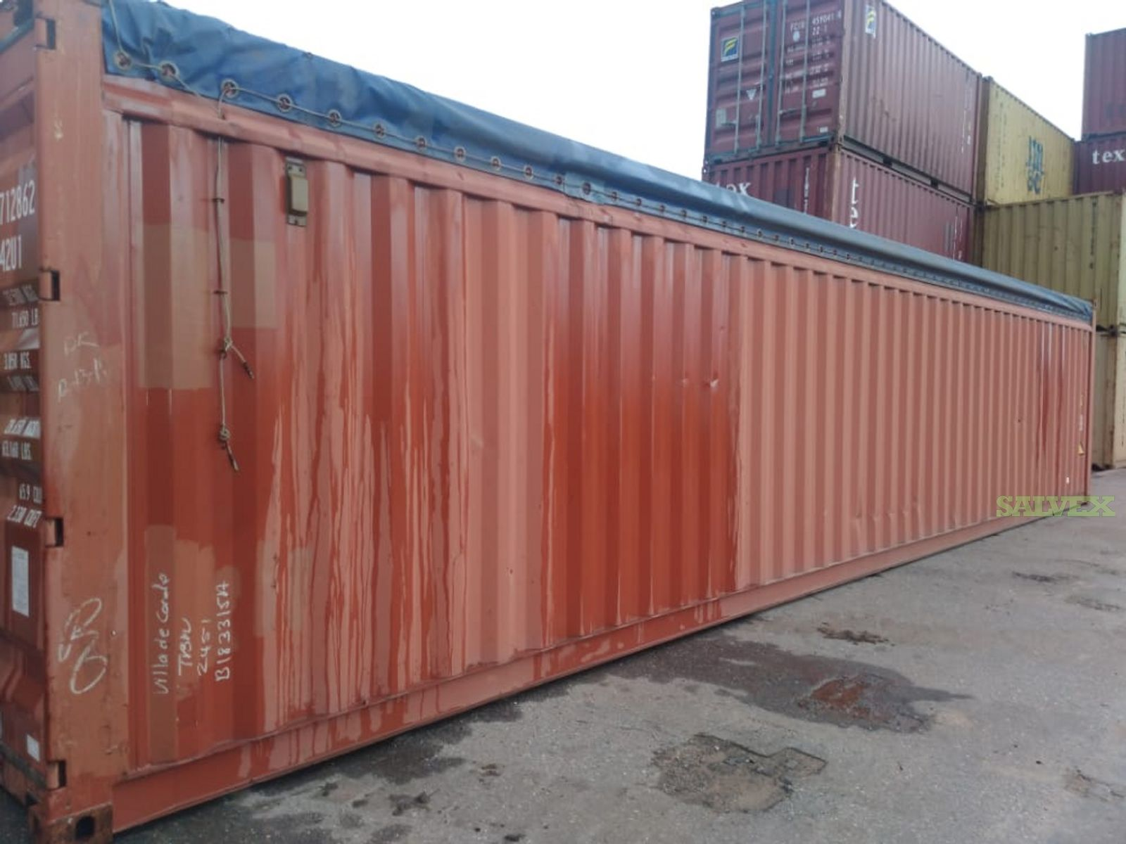 40 OT Shipping Container (QTY 6)