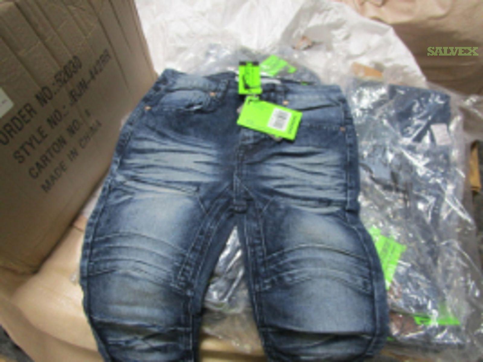 Mens and Boys Denim Jeans