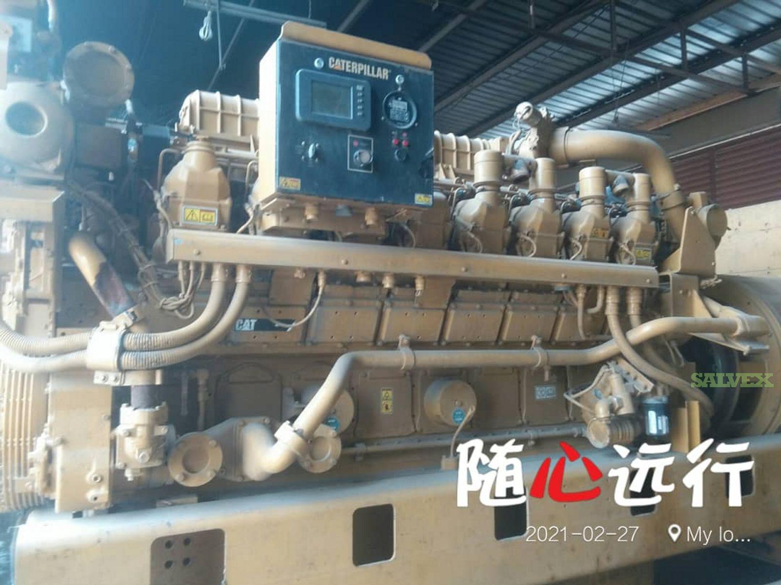 Caterpillar 3512 & 3516 Generators (3 Units)