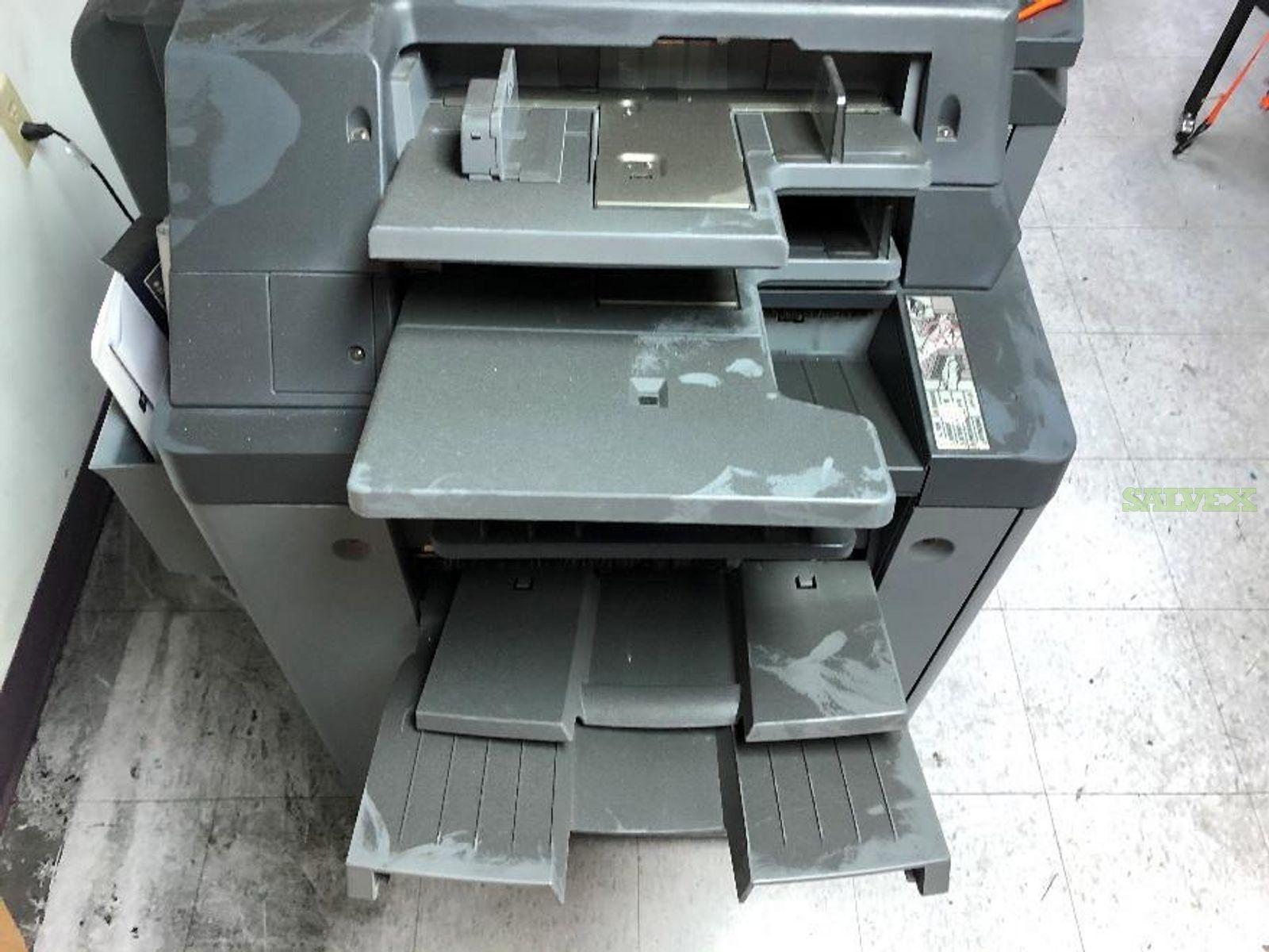 Printing Equipment: Print System, Labeller, Feeder, Color Laser Printer, Book Stitcher and More
