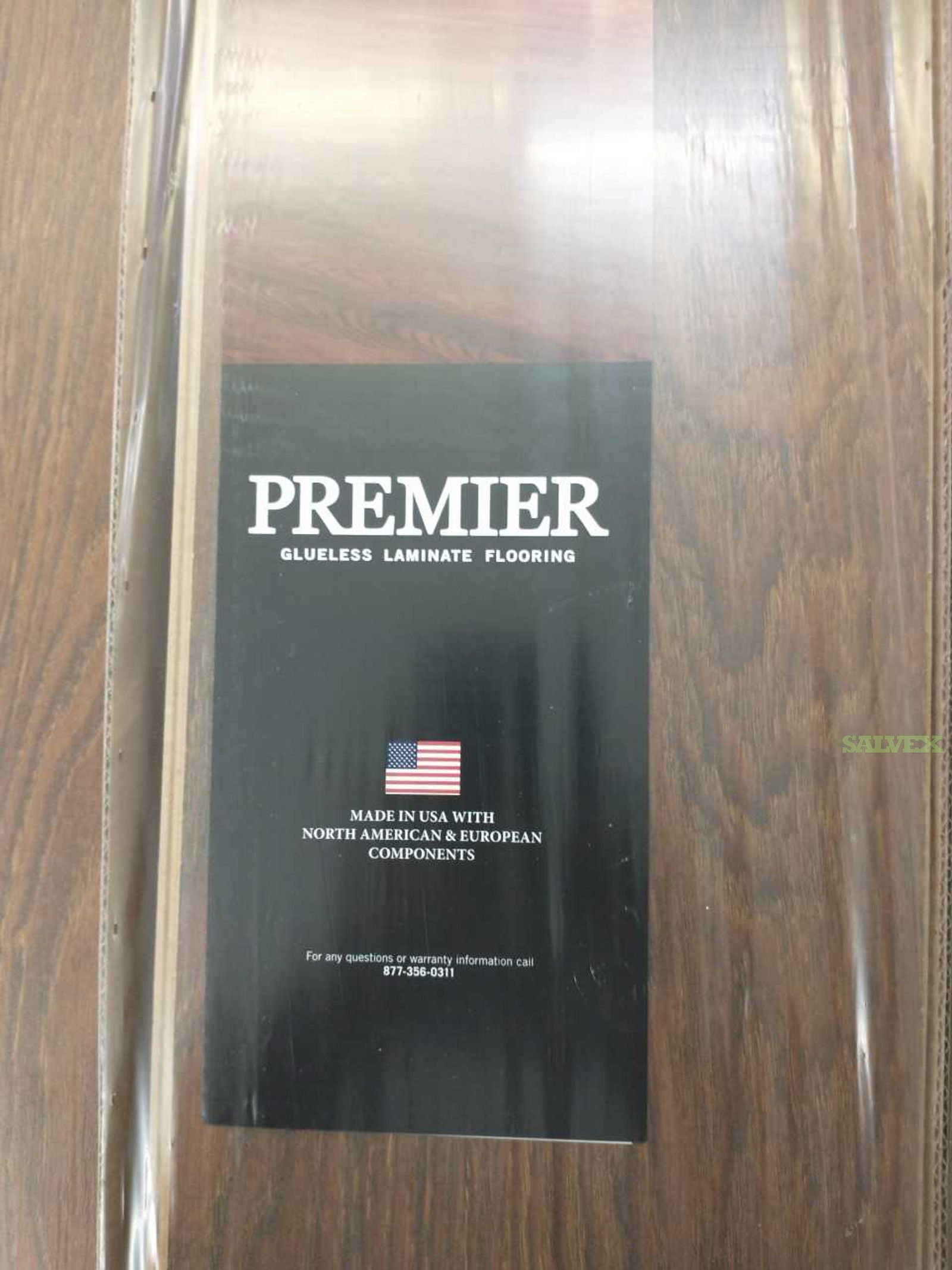 Premier Laminate Flooring Special Hickory  First Quality