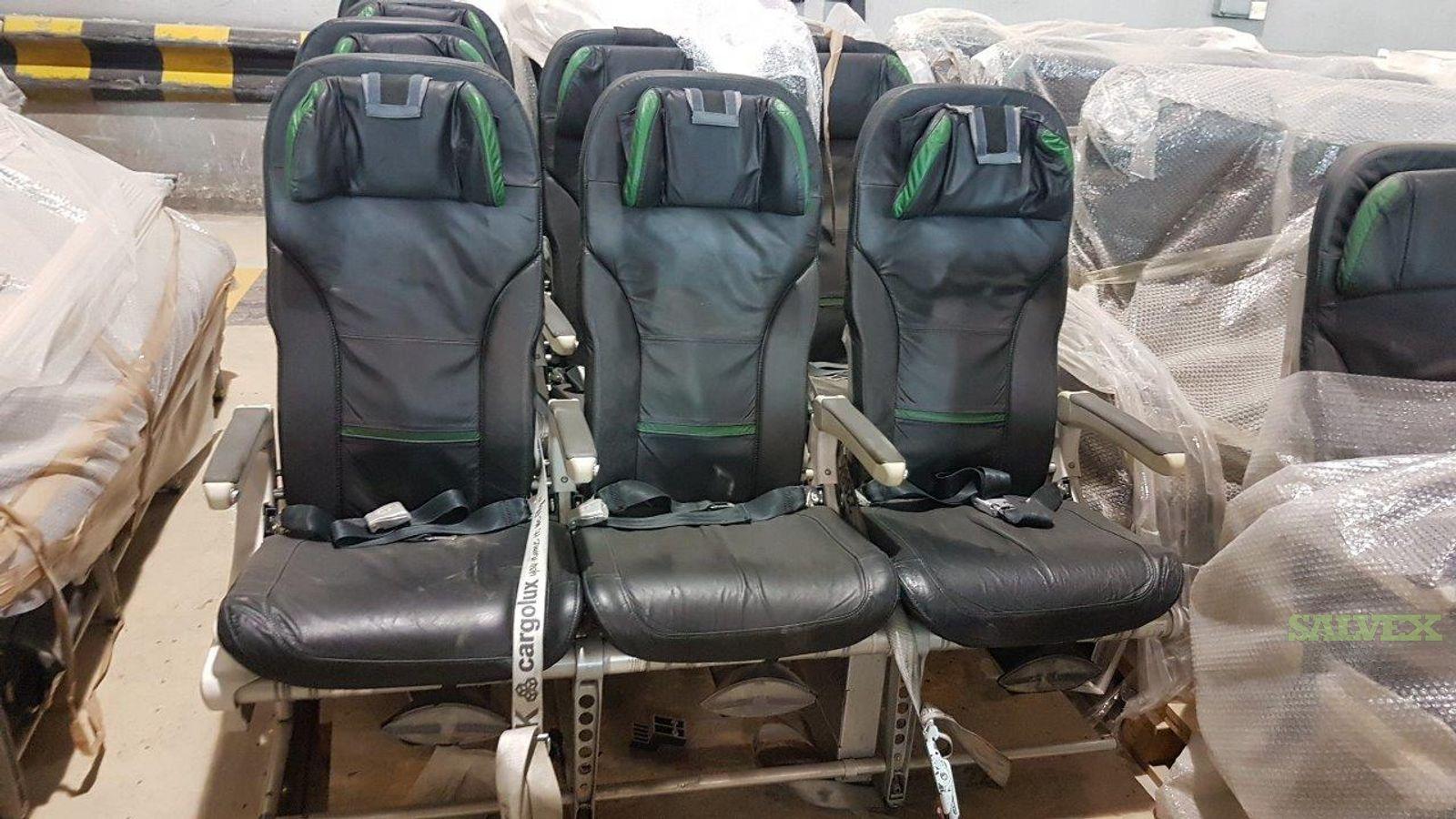 Removed A320 Economy Class Seats / EO320-25-291 (56 Seats)