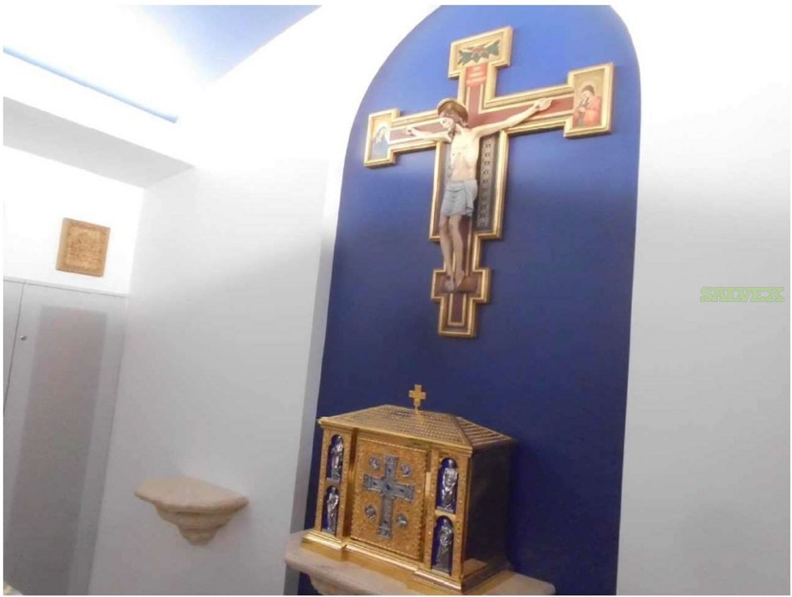 Damaged Wooden Cross Imported from Italy (1 Unit)