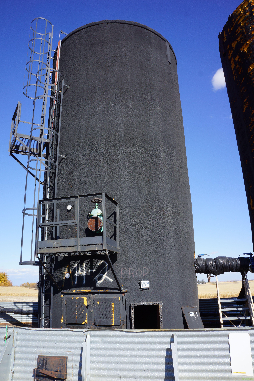 GLM Industries 1000 bbl Storage Tank