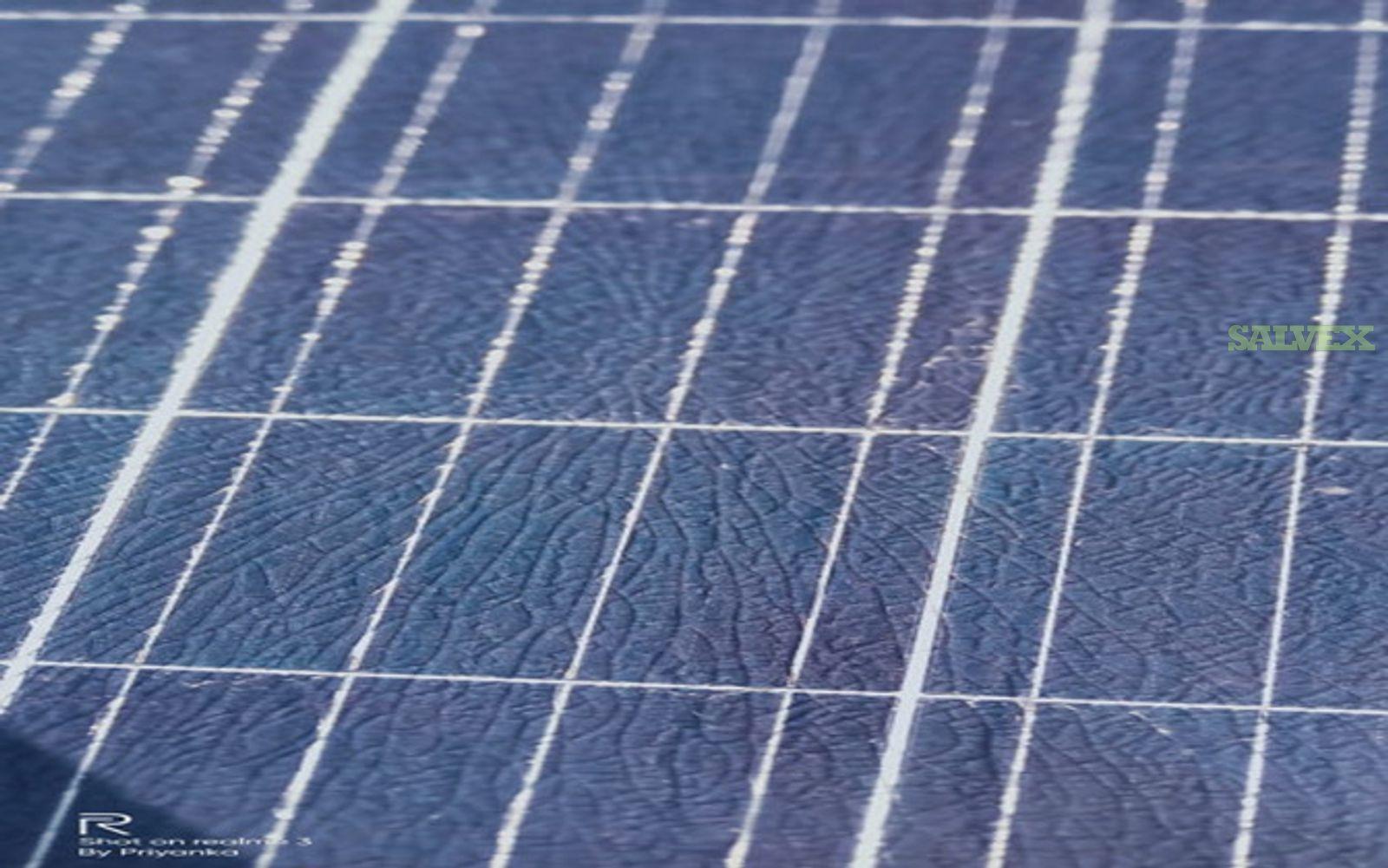 AstroEnergy 320W & JA Solar 320-330W Canadian Solar Modules - Damaged (722 Modules)