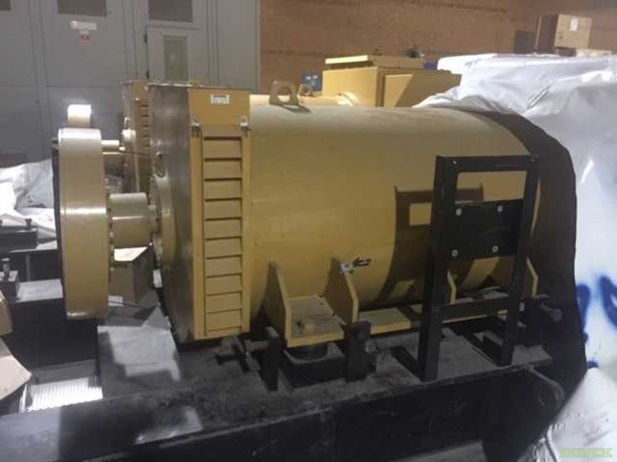 Synchronus AC Marathon Generator 744 MAX 6BAR (1 Unit)