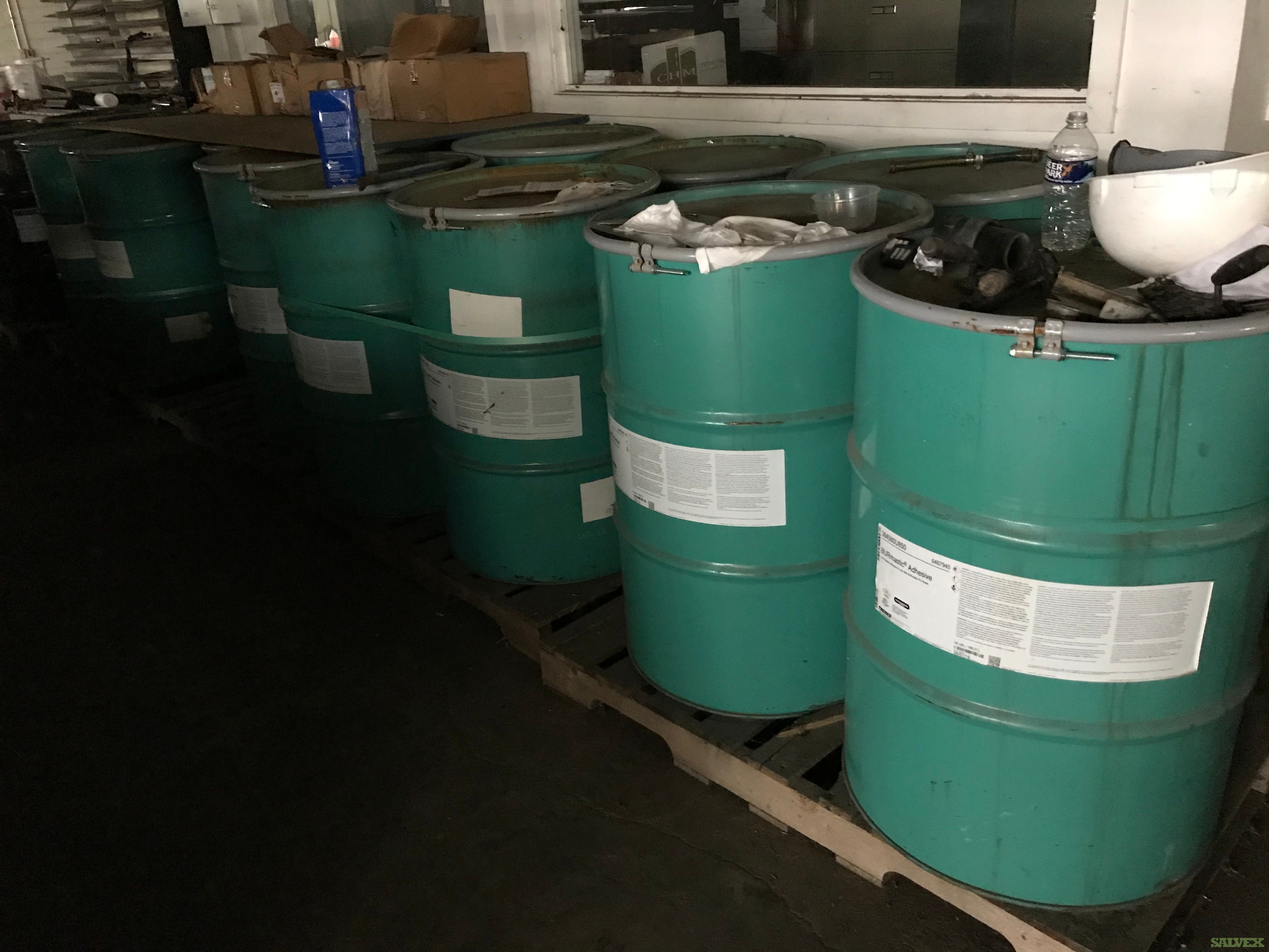Tremco Burmastic Roofing Adhesive 50 Gallon Drums (34 Drums) in Pennsylvania