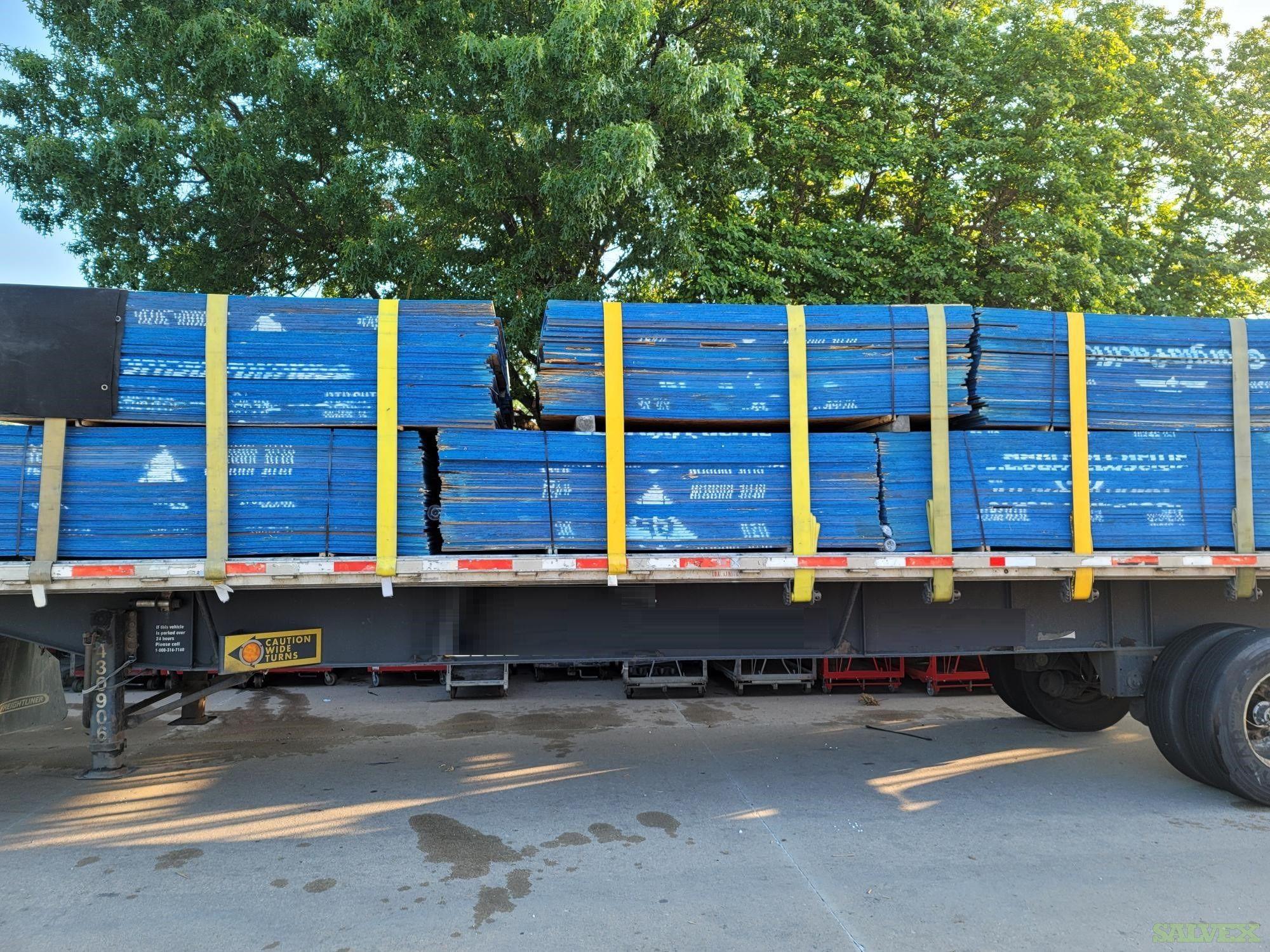 Subflooring : 7/16 CAT OSB RTD SHTG EXP1 24/16  and 19/32 CAT OSB RTD SUBFLOOR - 761 Pieces in Indiana