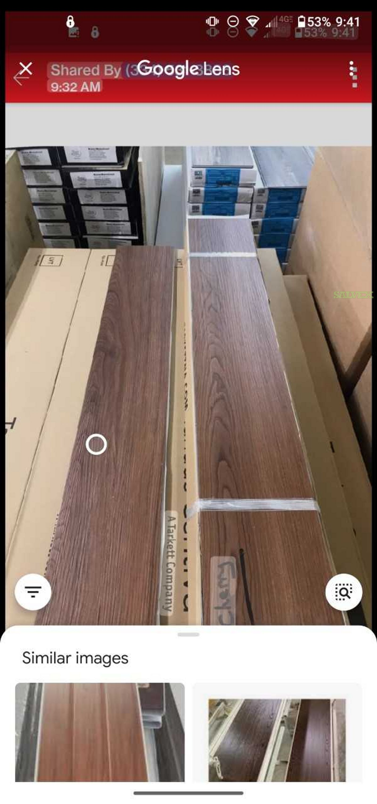 Tarkett Loose Lay LVP Adapt SSP 6 x 36 plank size 4.4 millimeter thick 20 mil commercial wear layer