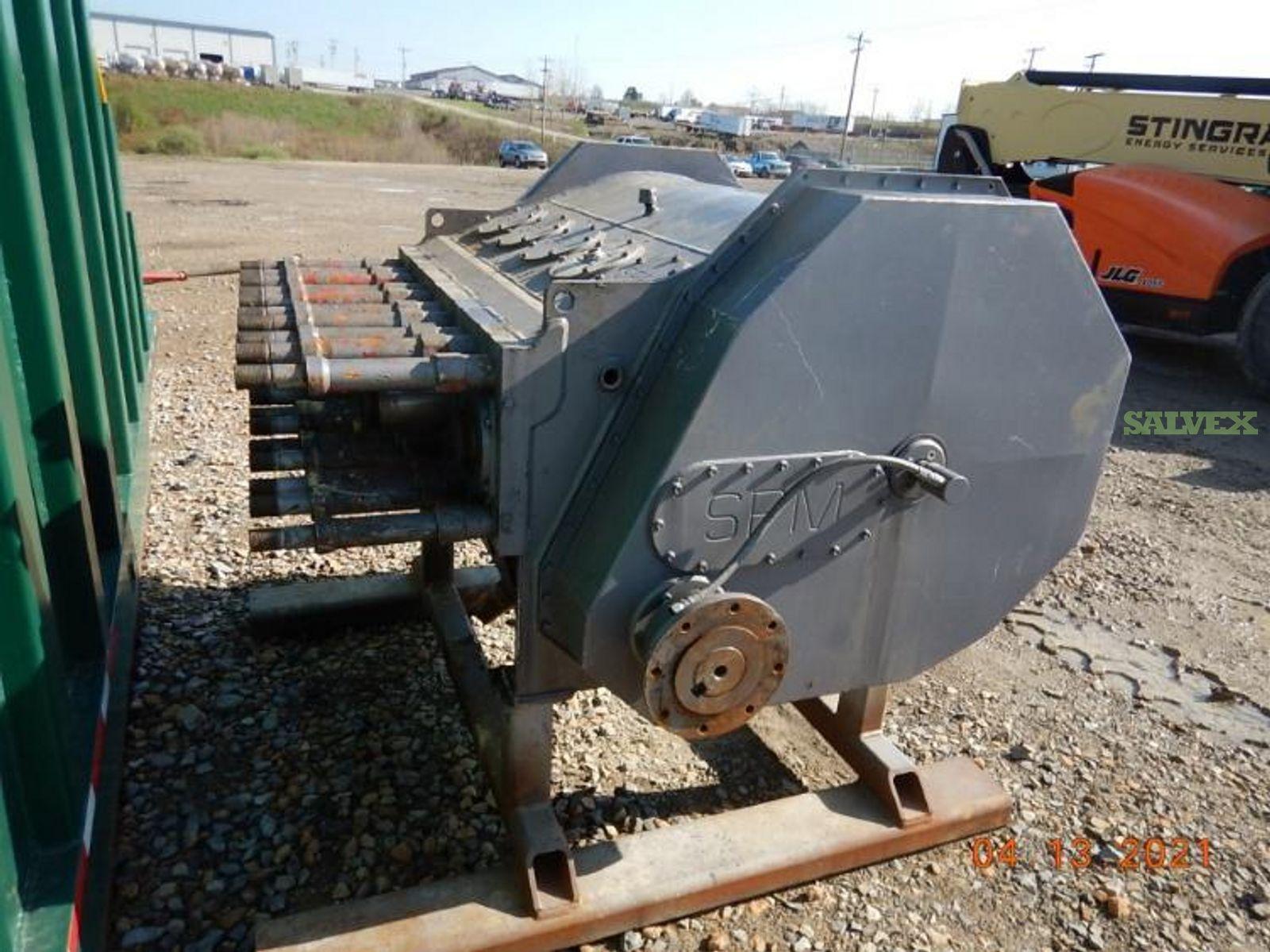 2016 Weir SPM Well Service Pump