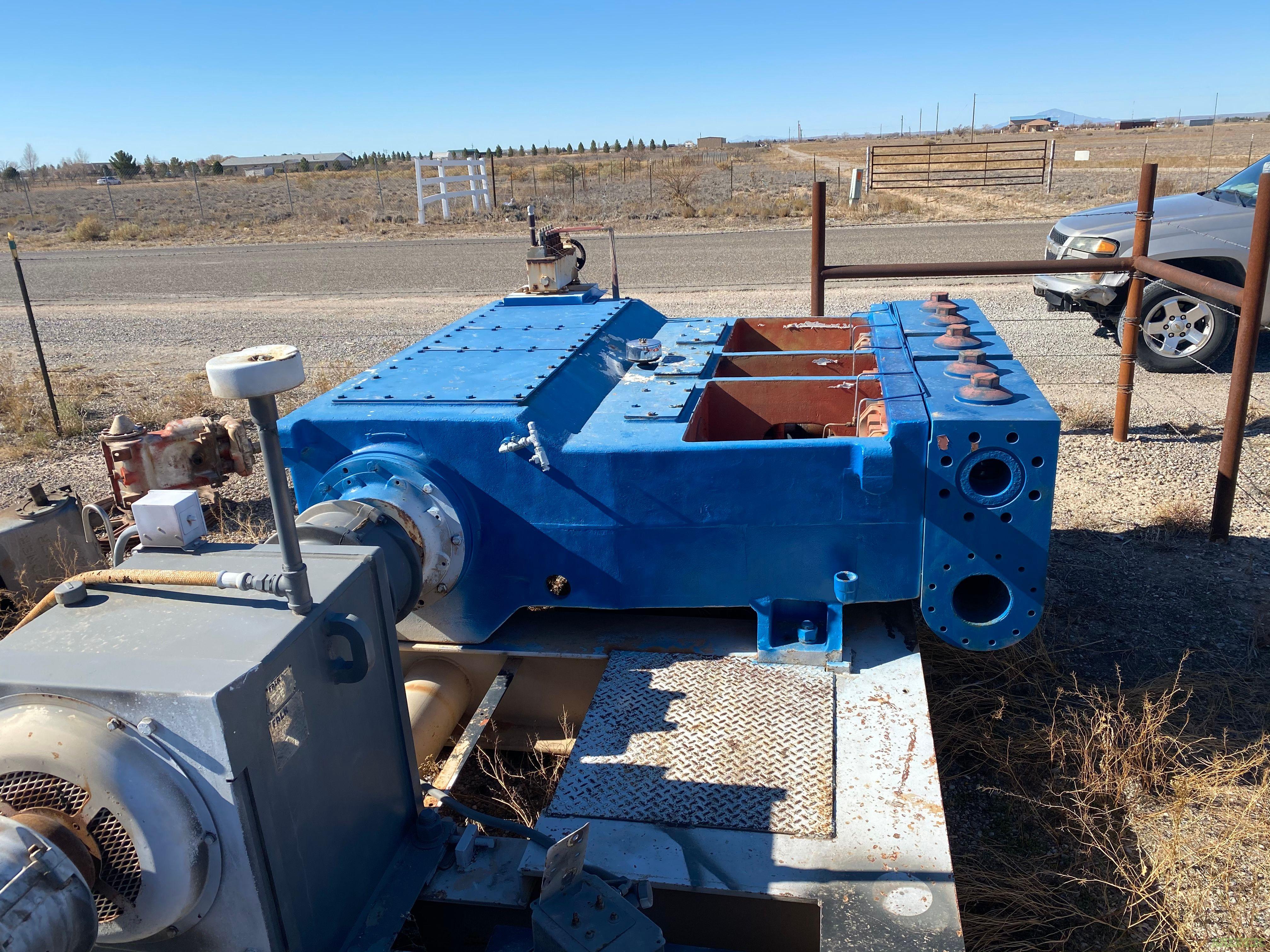 National Oilwell 625-7 Quintuplex Pump (1 Unit)