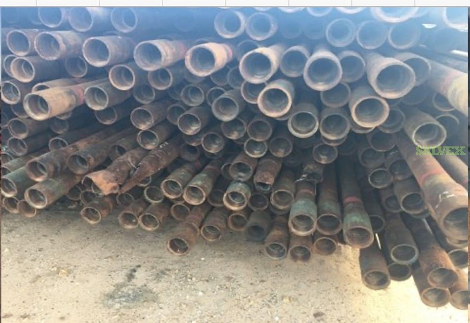 2 7/8 6.50# 8RD GL R2 Used Tubing (45,660 Feet / 135 Metric Tons)