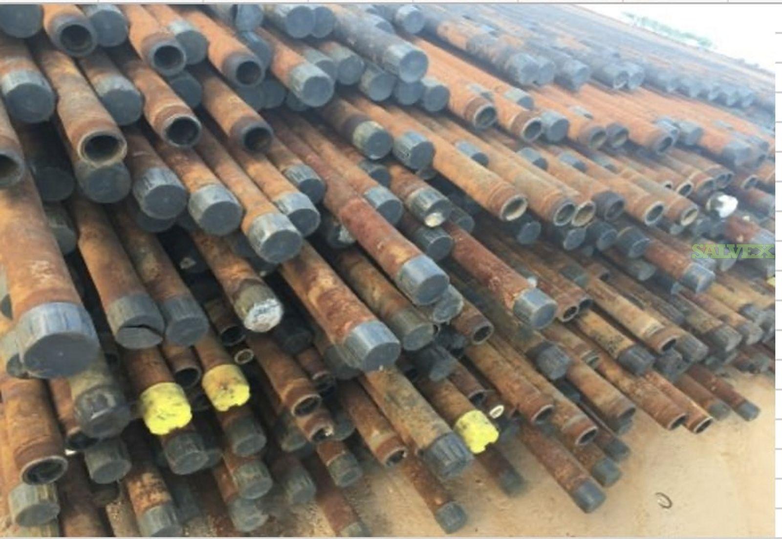 2 7/8 6.50# 8RD GL R2 Used Tubing (48,240 Feet / 142 Metric Tons)