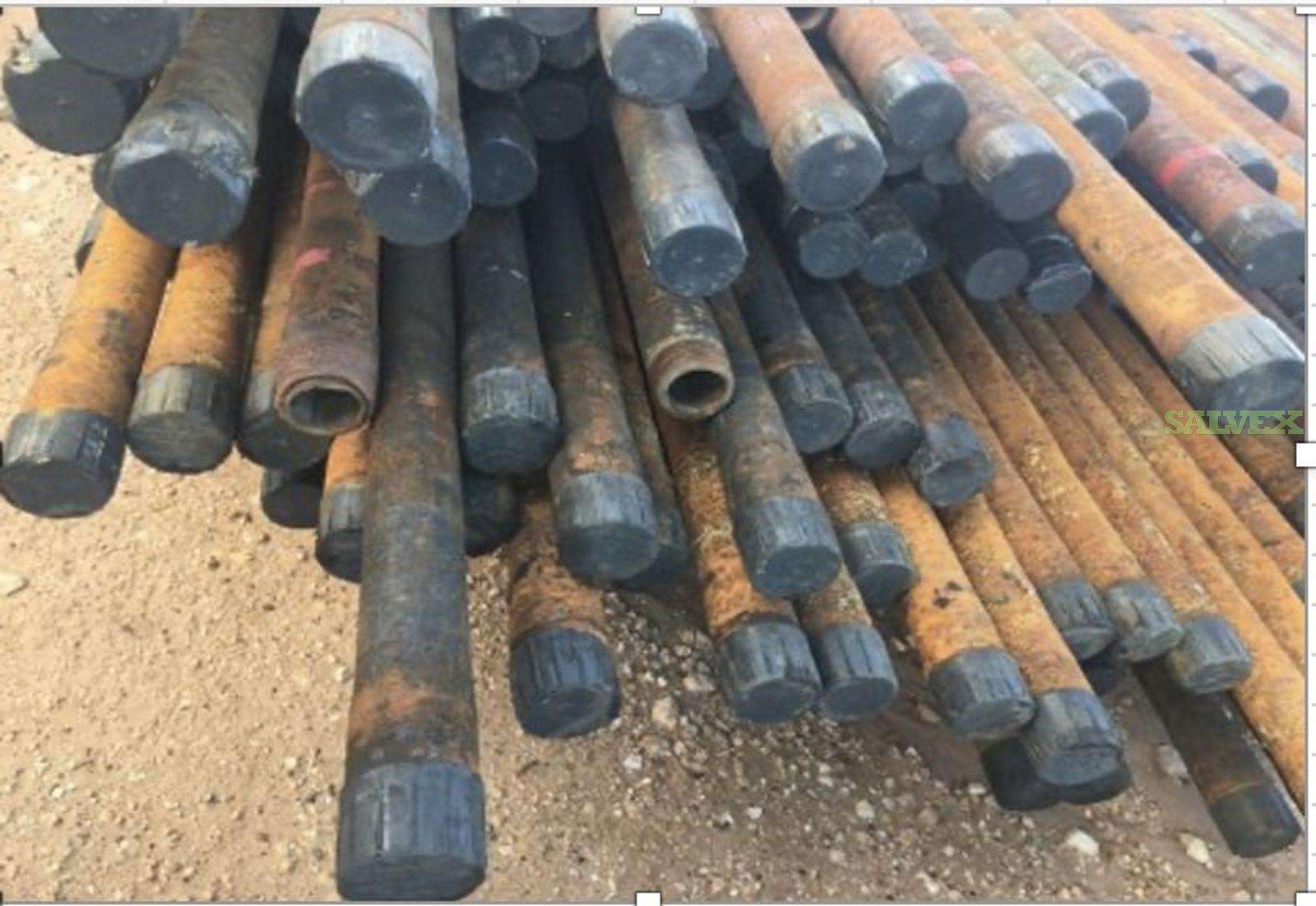 2 7/8 6.50# 8RD GL R2 Used Tubing (41,790 Feet / 123 Metric Tons)
