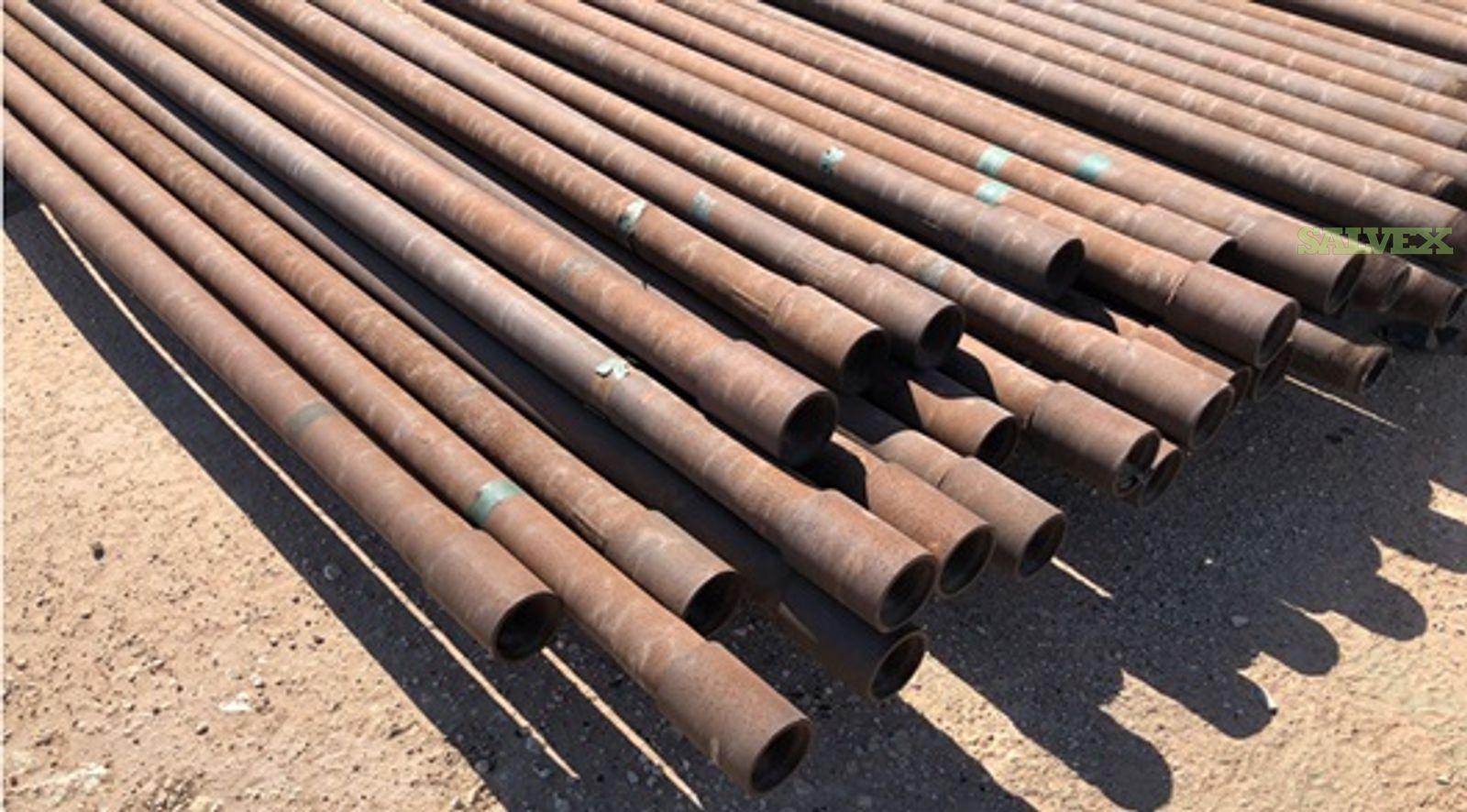 2 7/8 7# J55 8RD R2 Reject Tubing (1,680 Feet / 5 Metric Tons)