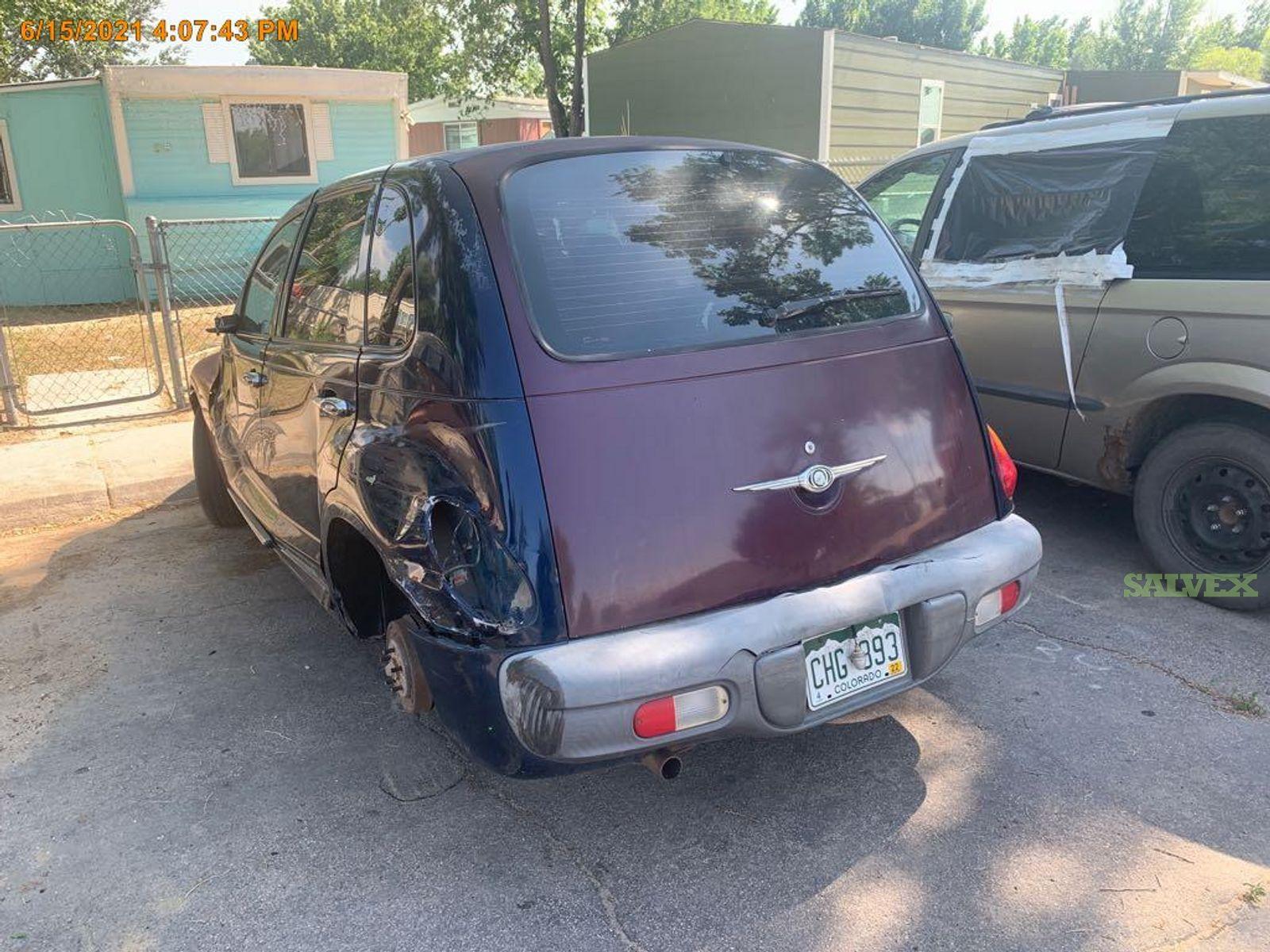 Chrysler PT Cruiser 4 Doors Wagon 2001 (1 Unit)