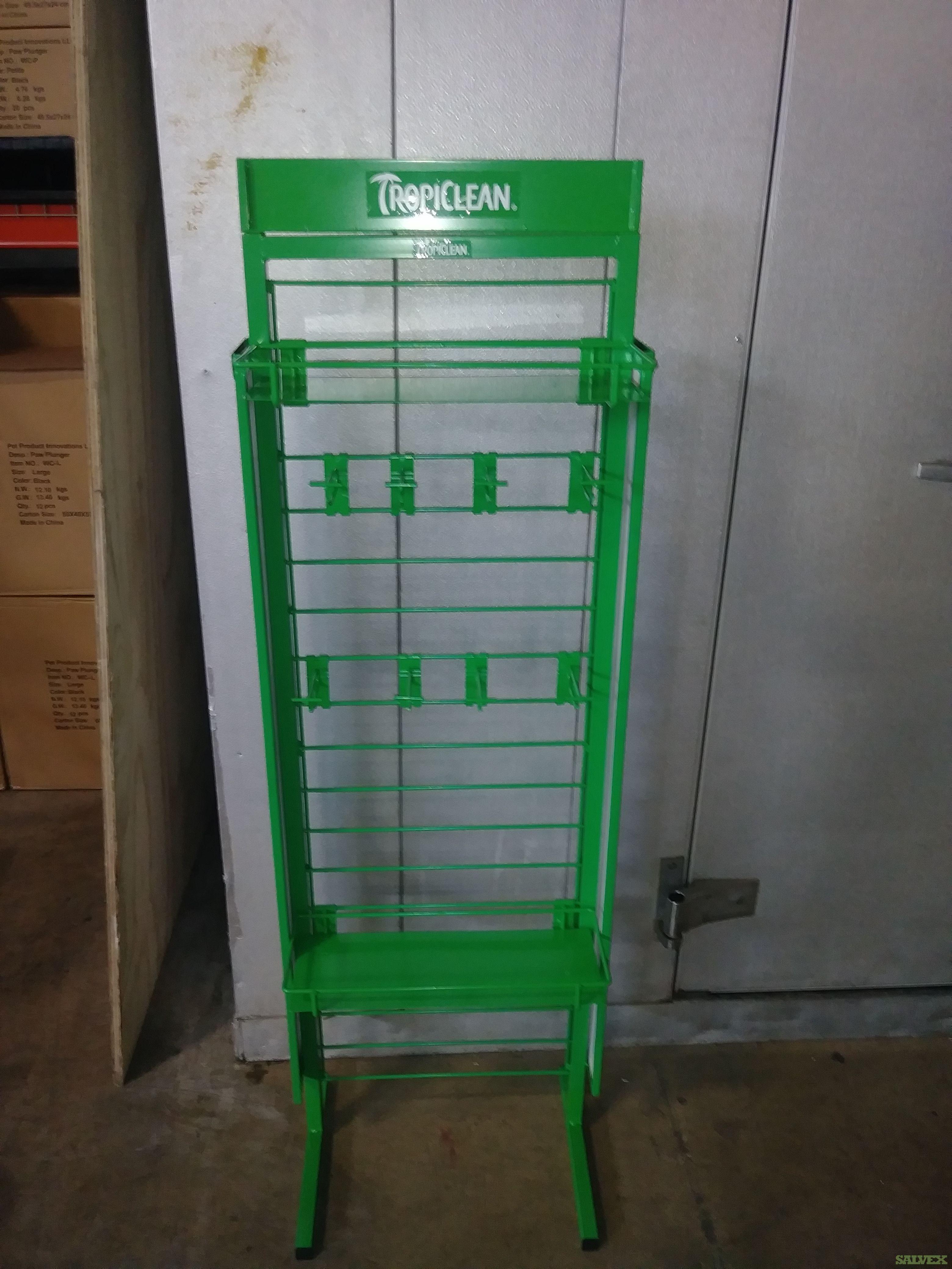 Display Racks - NEW (152 Units)