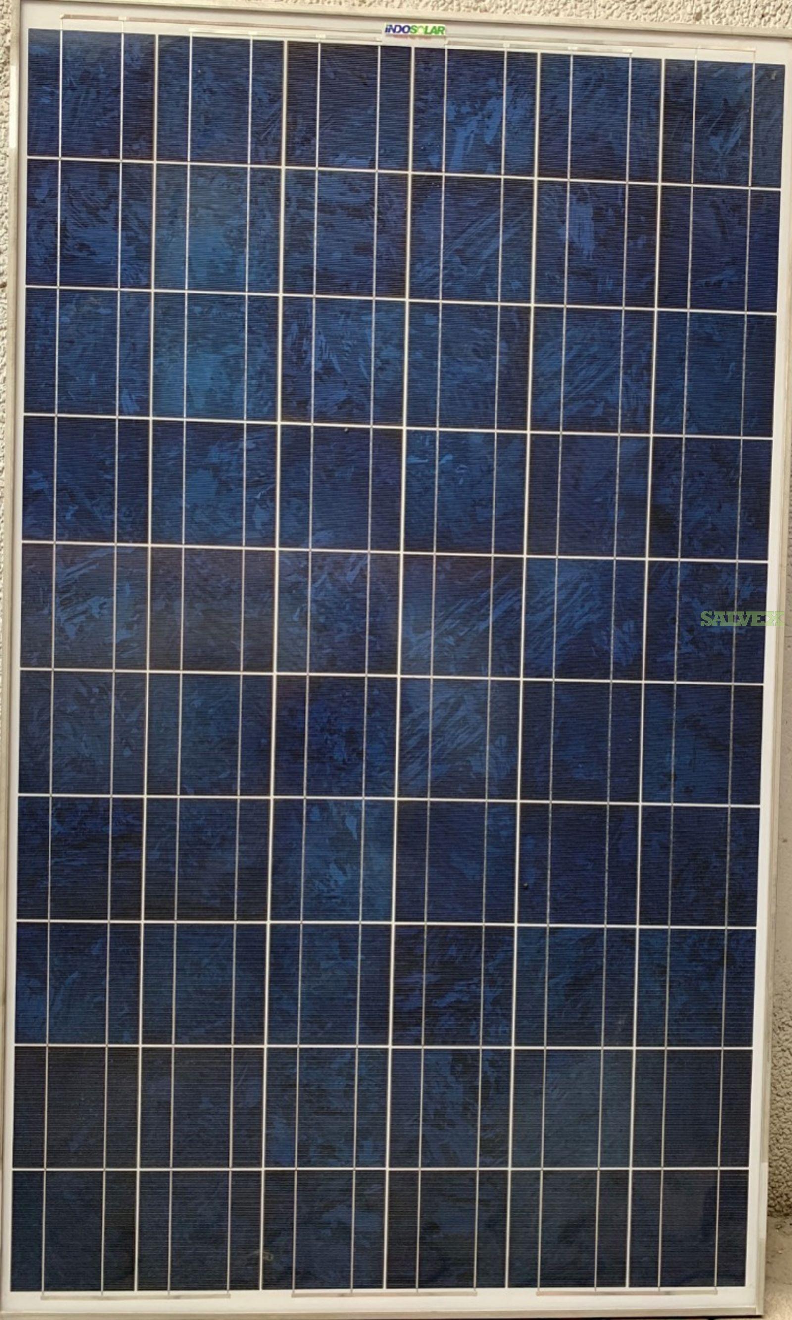 Solar Photovoltaic 212W Solar Modules (146 Modules)