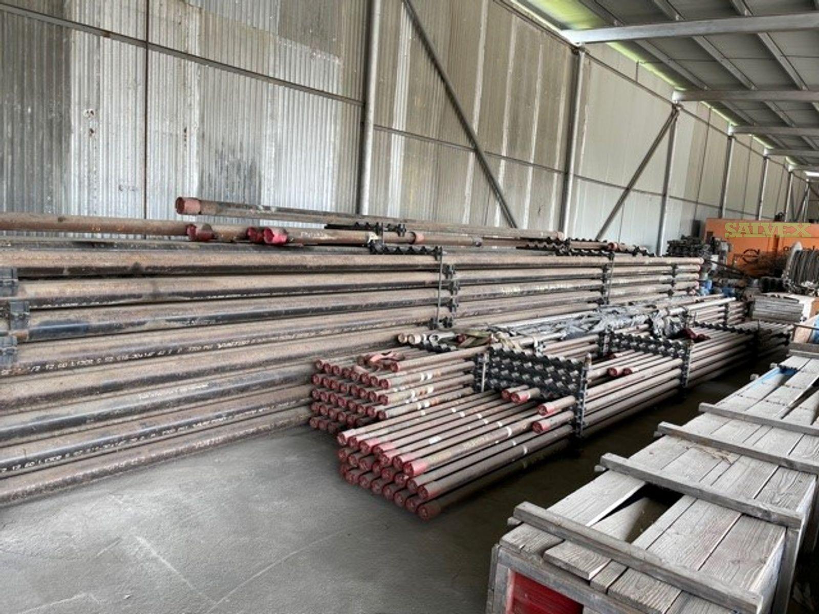 4 1/2 Vam Top R2 Surplus Tubing (17 Metric Tons)