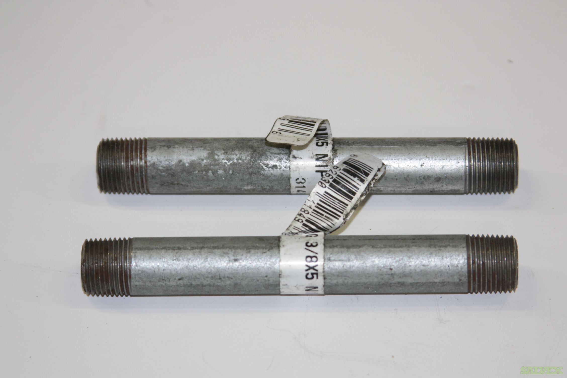 Plumbing Galvanized, Copper, Black Pipes, etc. (13,942 pcs)