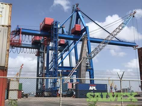 Port Crane 1984 (1 Unit)