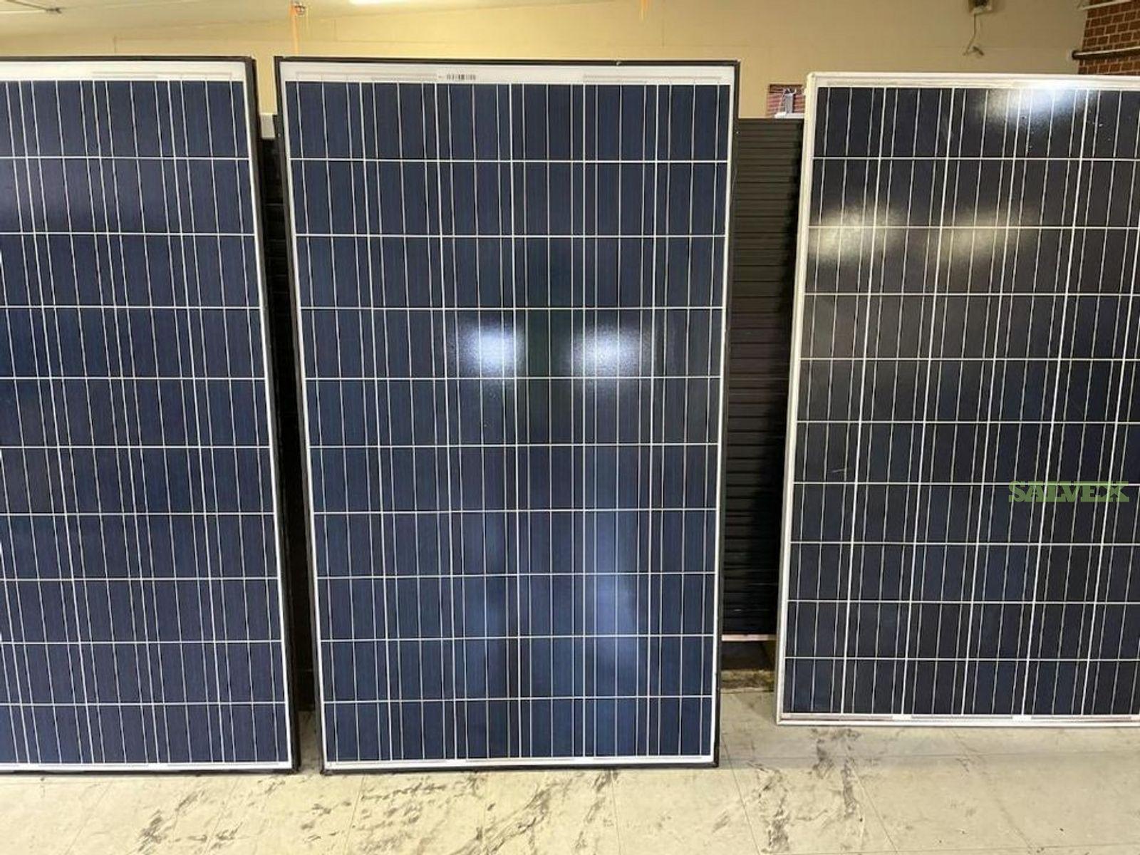 Canadian Solar 255W Solar Panels - Used (100 Panels)
