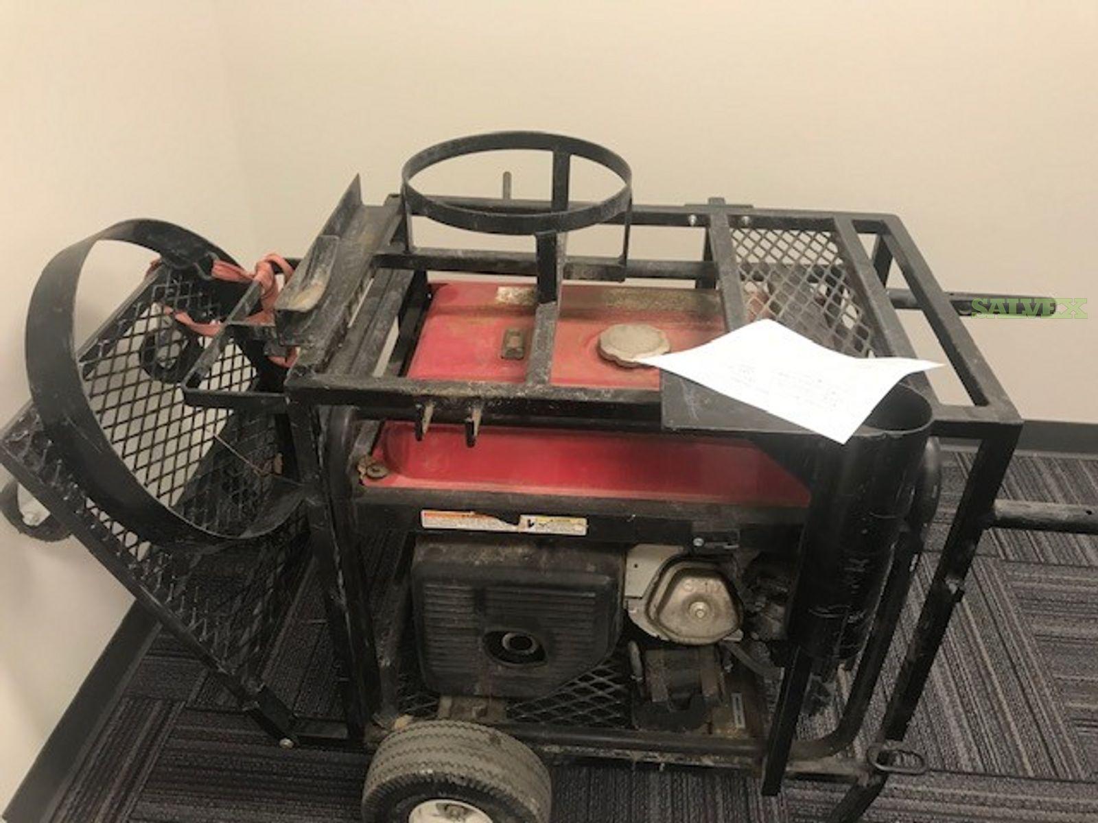 Honda EB5000X Portable Generator (1 Unit)