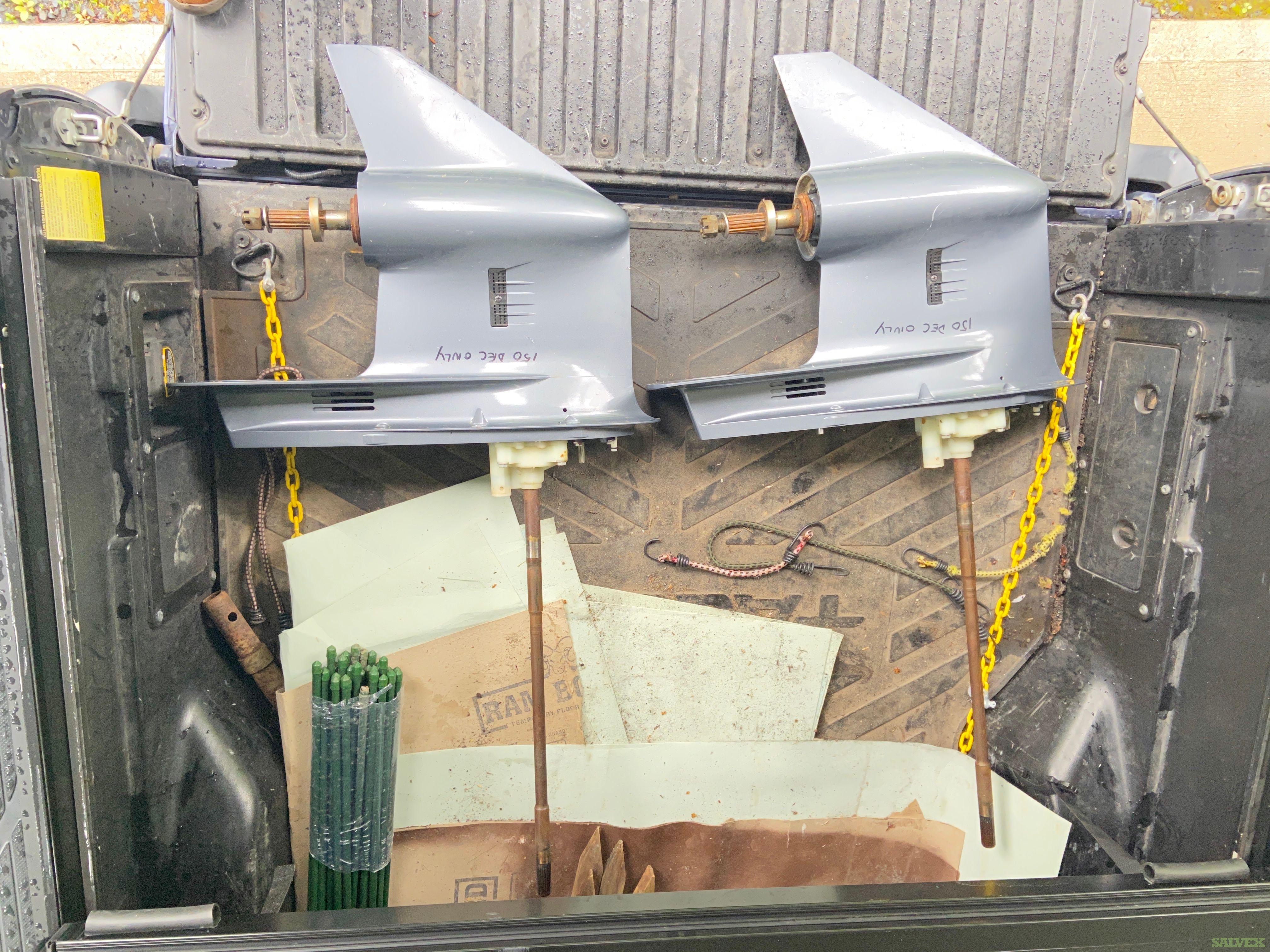 150 HP Yamaha Outboard Lower Units(2 Units) In Alaska