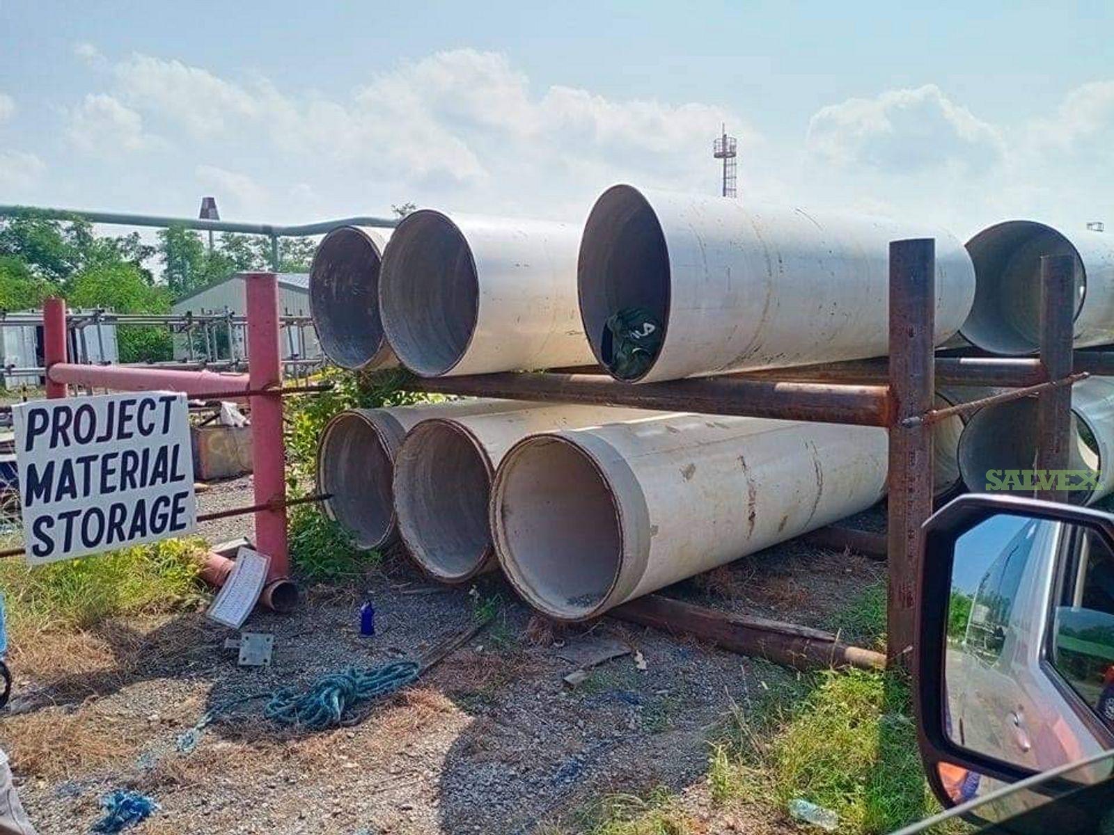 24 .236WT Surplus Line Pipe (720 Feet / 20 Metric Tons)