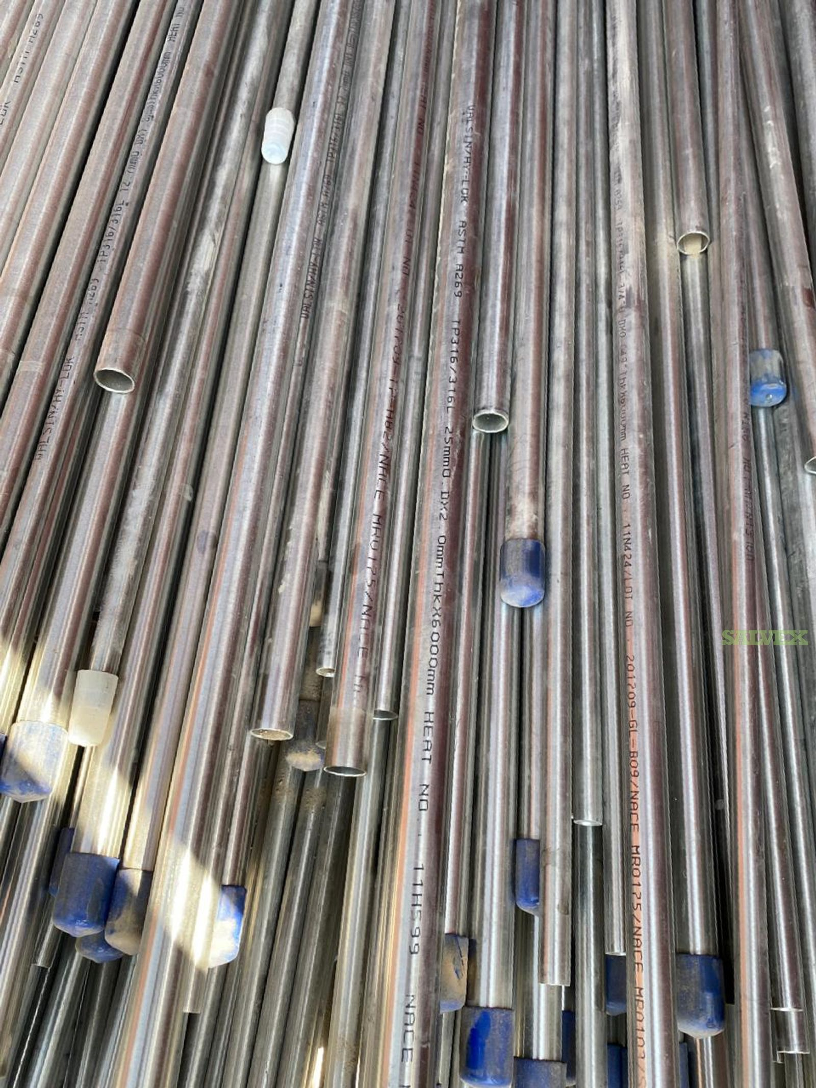 Stainless Steel 316 Seamless Tubing