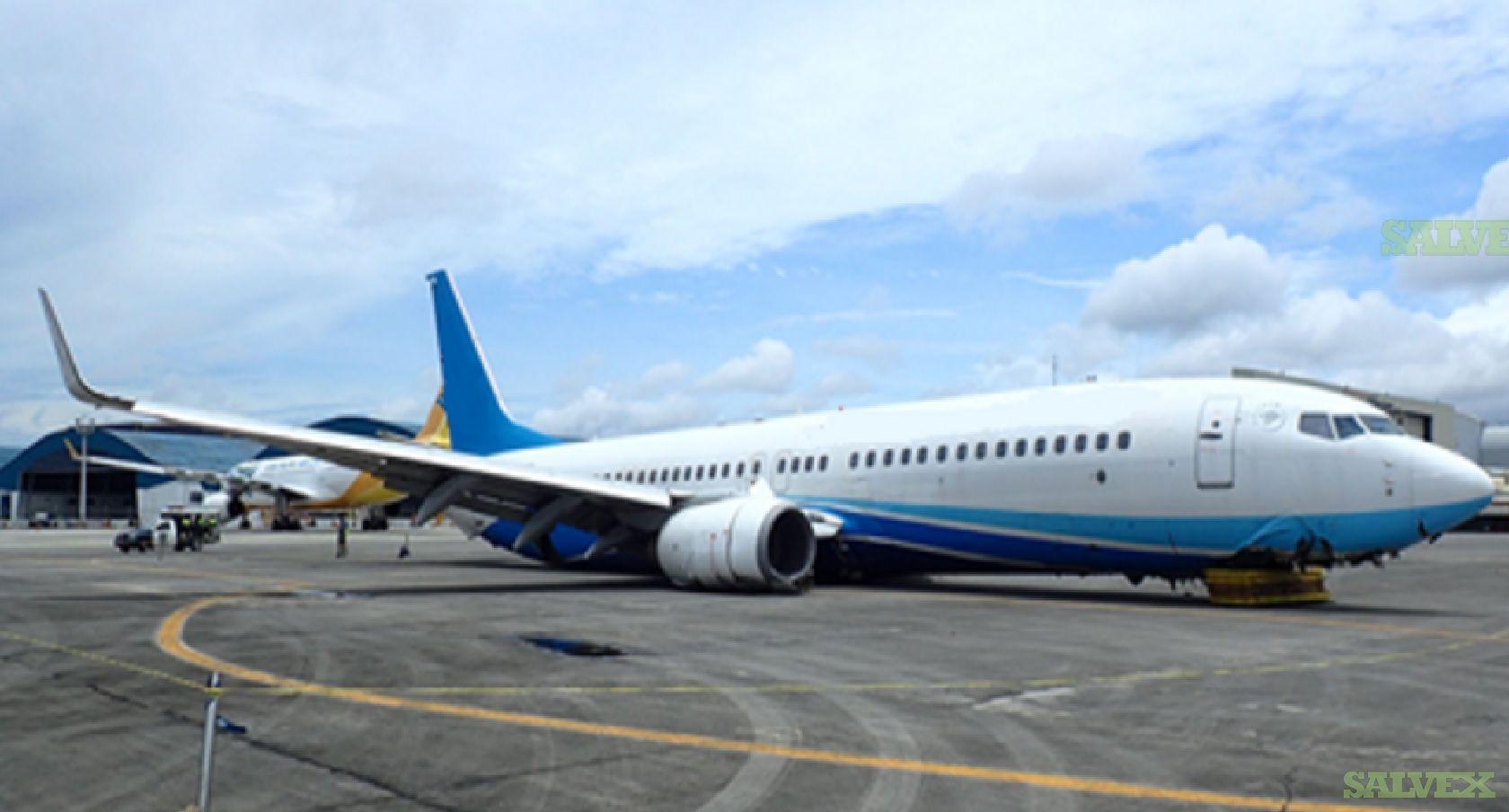 Boeing 737-800 Year 2010 (1 Plane)
