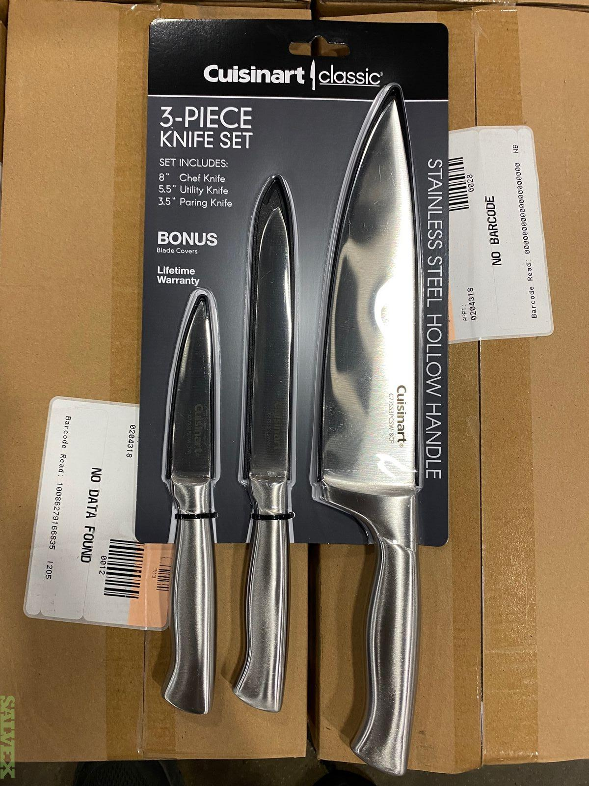 Cuisinart Classic Knife Set (144 Boxes)