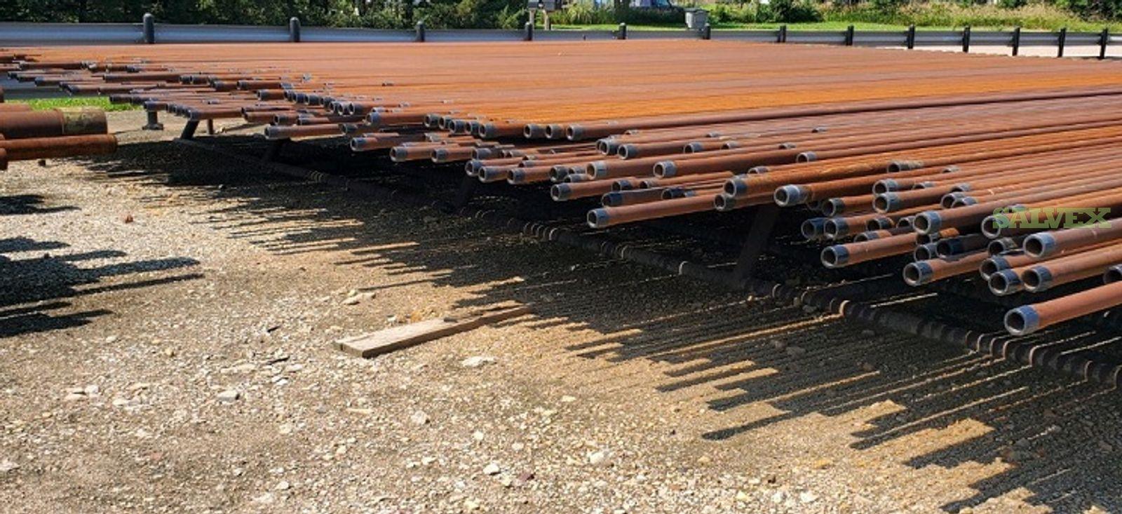 2 3/8 4.7# J55 R2 Structural Tubing (16,275 Feet / 35 Metric Tons)