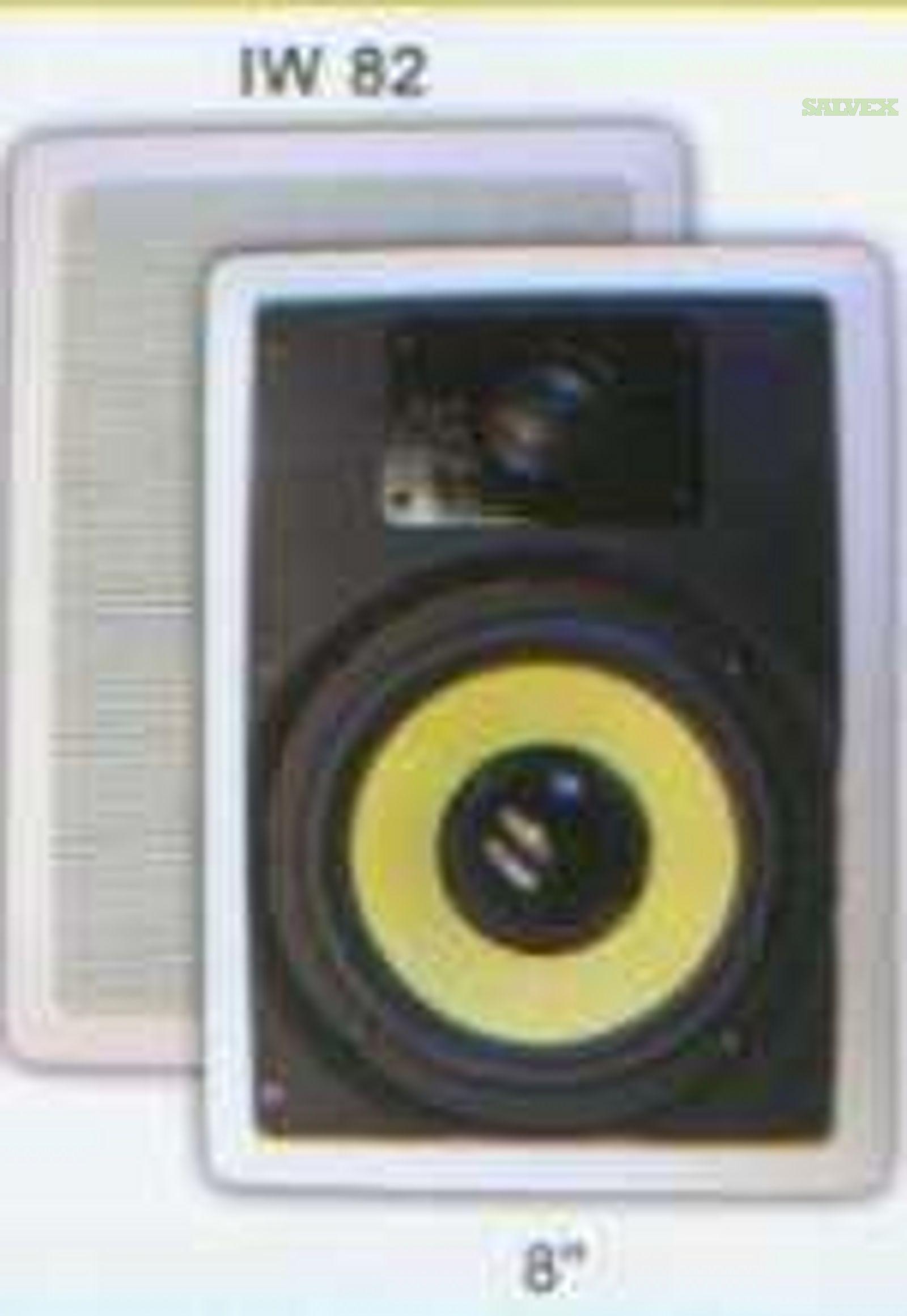 Audio Loudspeakers, Audio Volume Control, In-wall/in Ceiling Audio Speaker And Speaker Stands (1 Lot)
