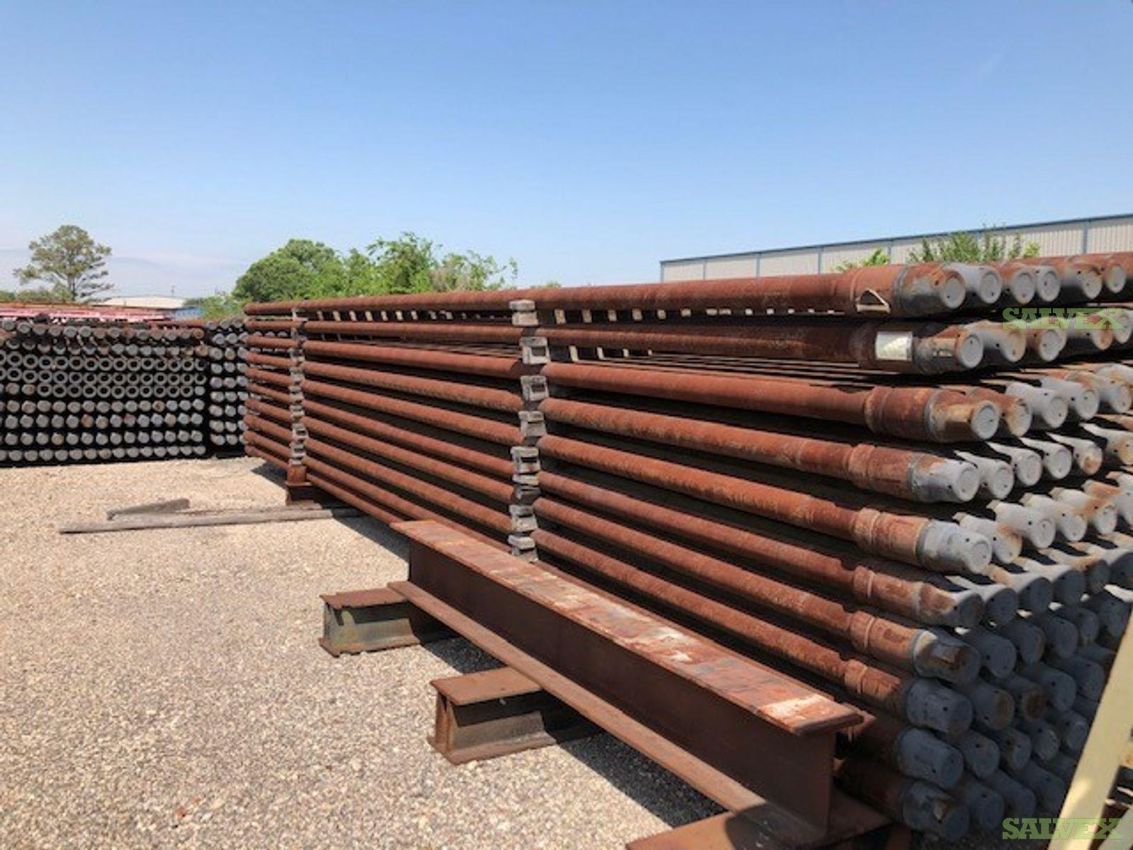 5 19.50# NC50  Surplus Drill Pipe (22,320 Feet / 197 Metric Tons)