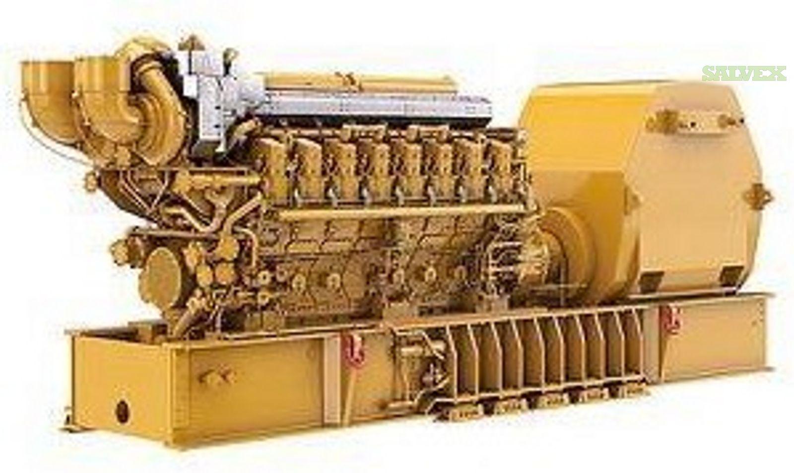 CAT C280-16 50Hz Offshore Generator Packages (5 Units)