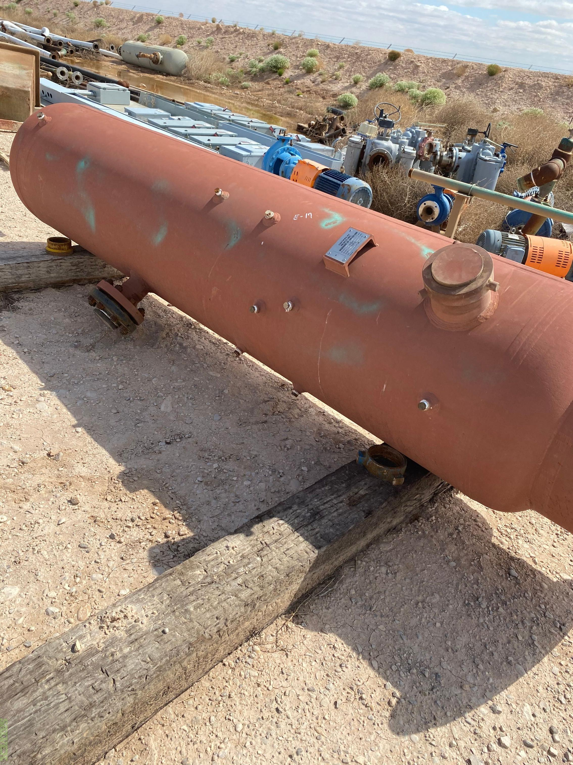 Environmental Tank, Separator, Meter Runs, Sucker Rods, Chemical Tank and More