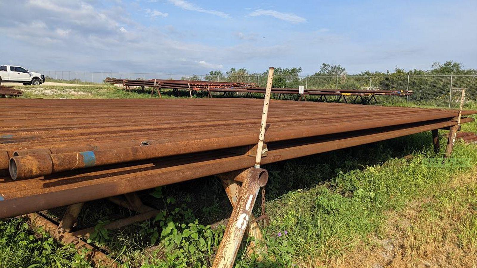 2 7/8 6.50# L80 EUE 8RND R2 Used Tubing (17,730 Feet / 52 Metric Tons)