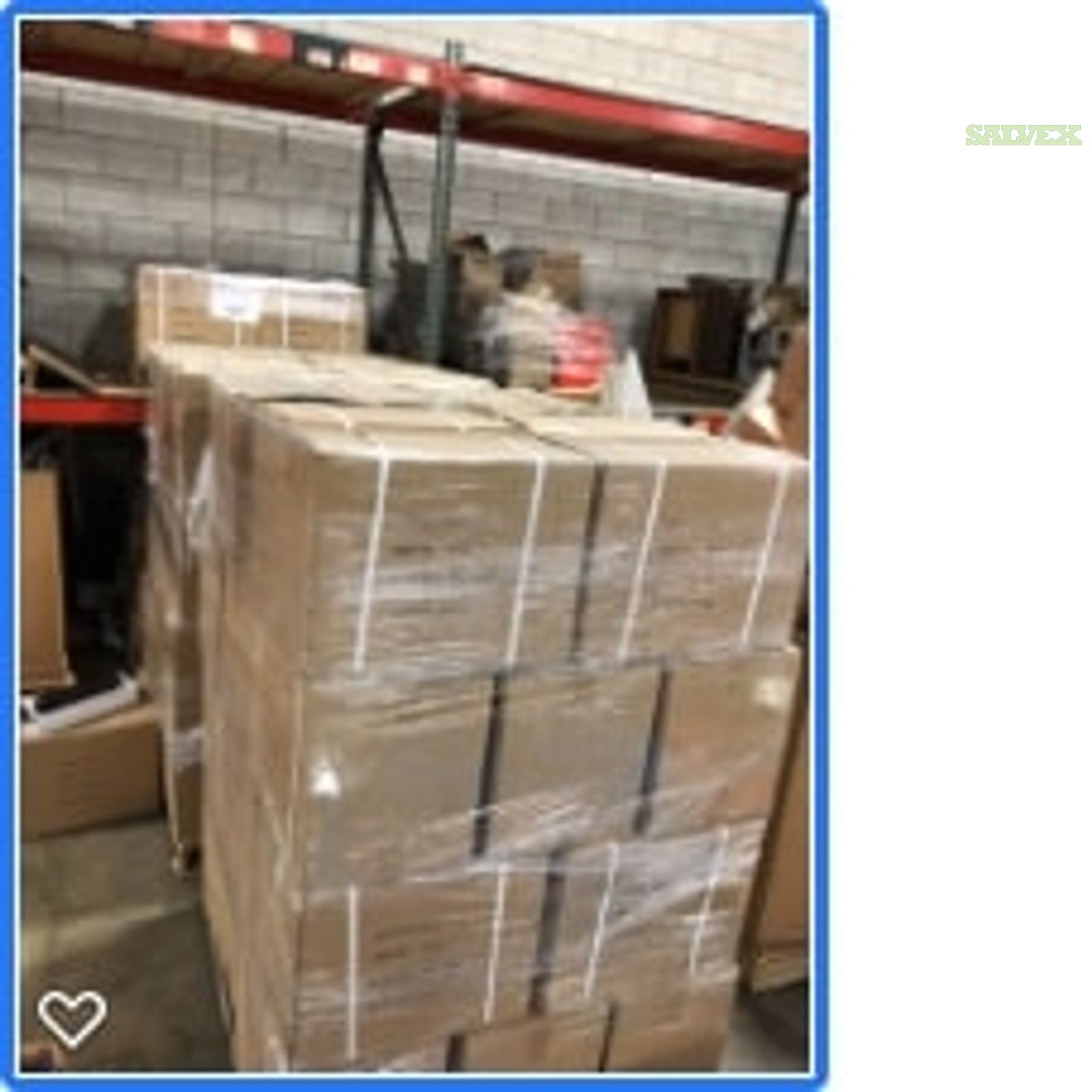 Offset Spout, Brass Screen, Hydraulic Coupler, Drum Cover and More (93 Cartons)